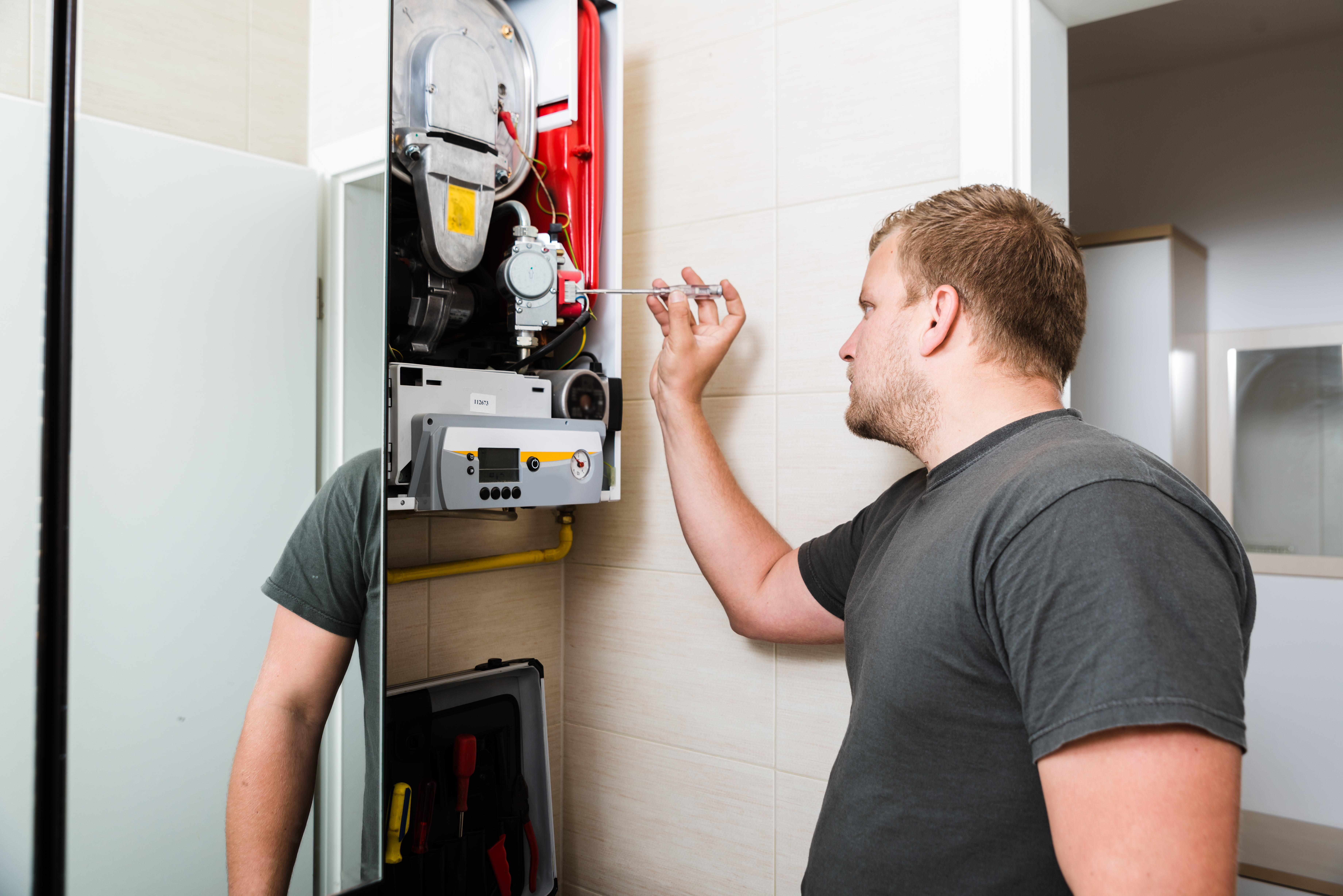 How To Adjust The Temp On A Rheem Water Heater Home Guides