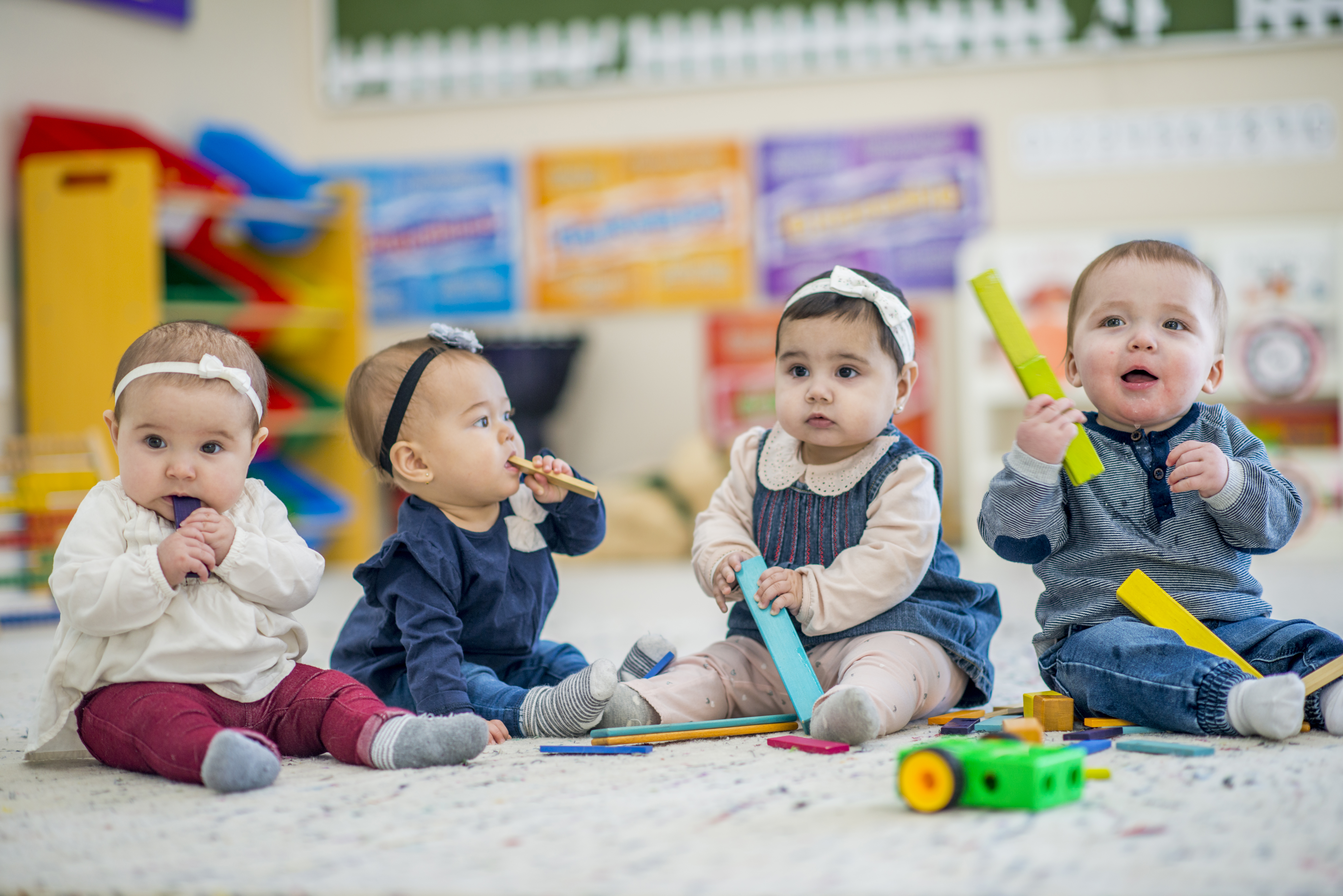 State of New Jersey Babysitting Laws | Career Trend