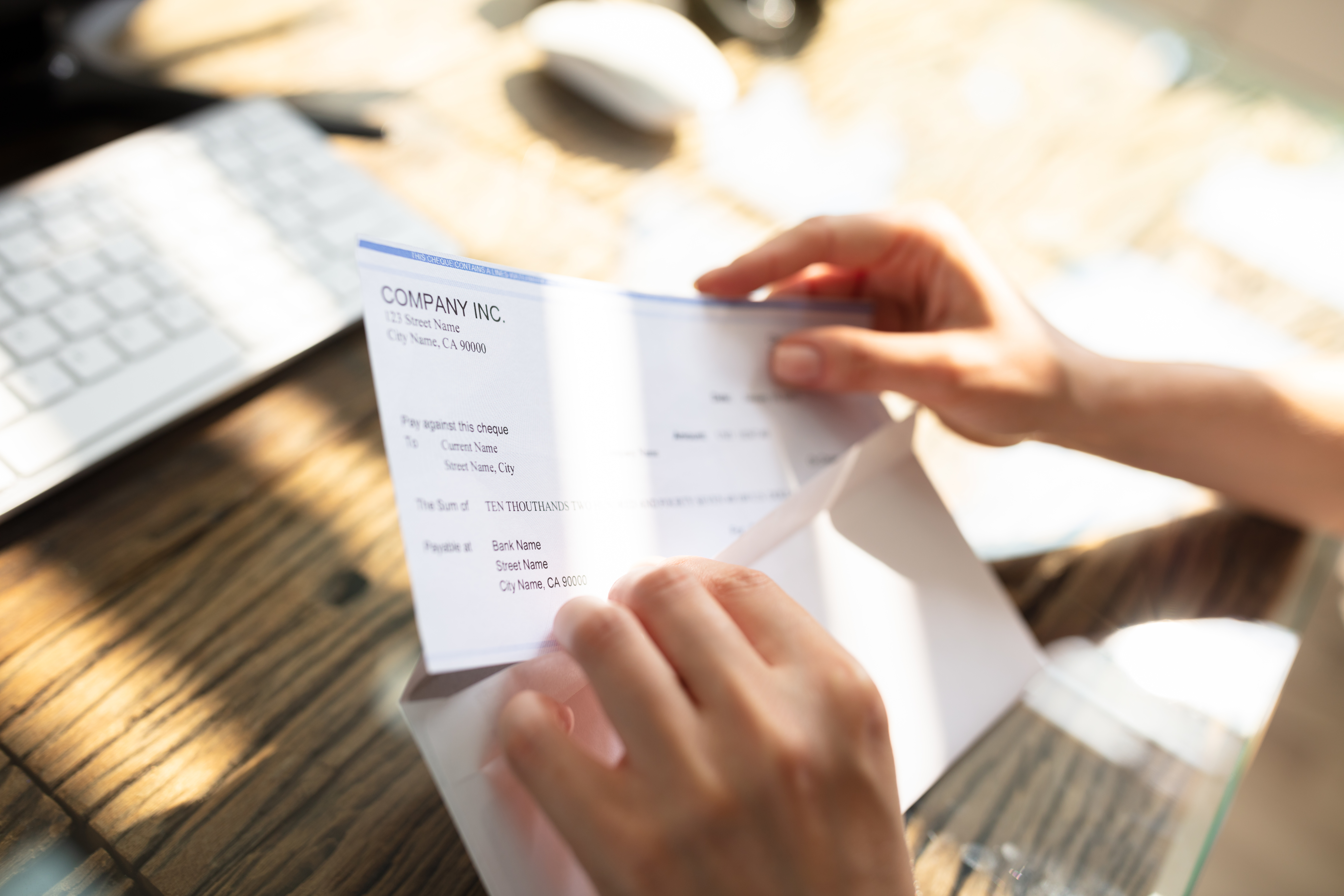 How to Recover Lost Work Checks   Career Trend