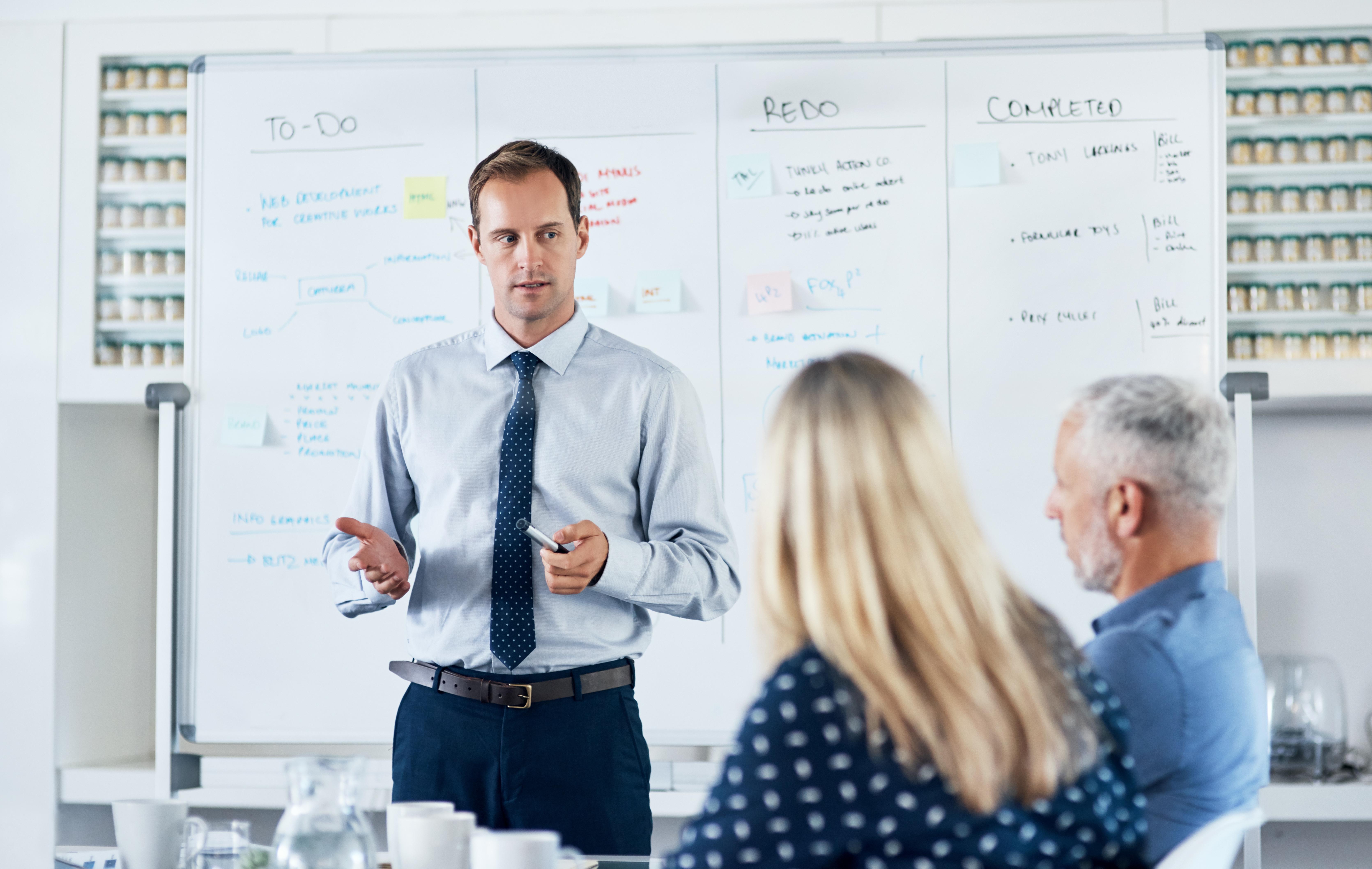 Examples of Long- & Short-Term Goals for a Business | Chron com