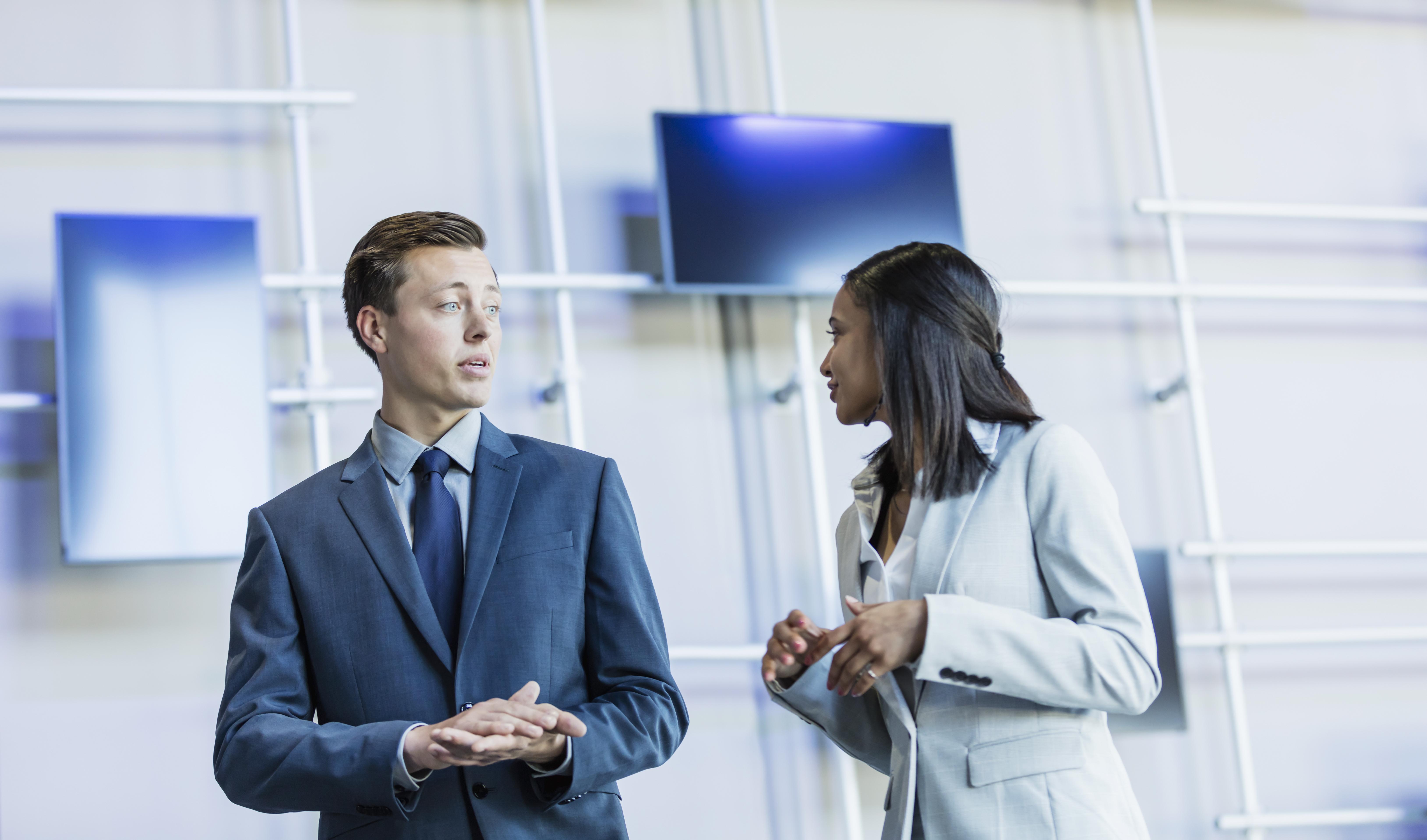 ea1a06e66aed Four Different Types of Business Attire | Chron.com