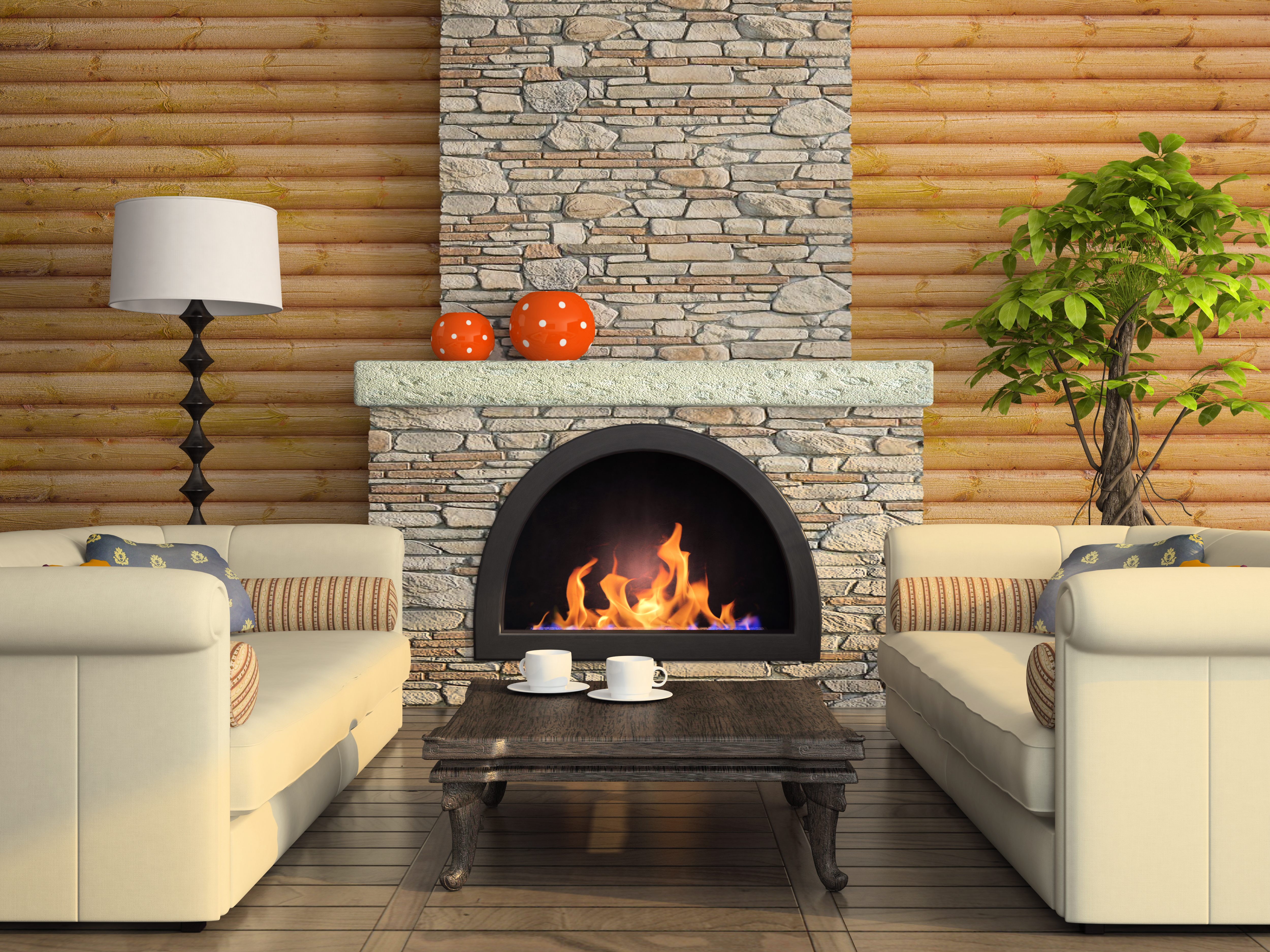 What Type Of Stone Is Used For A Hearth Home Guides Sf Gate