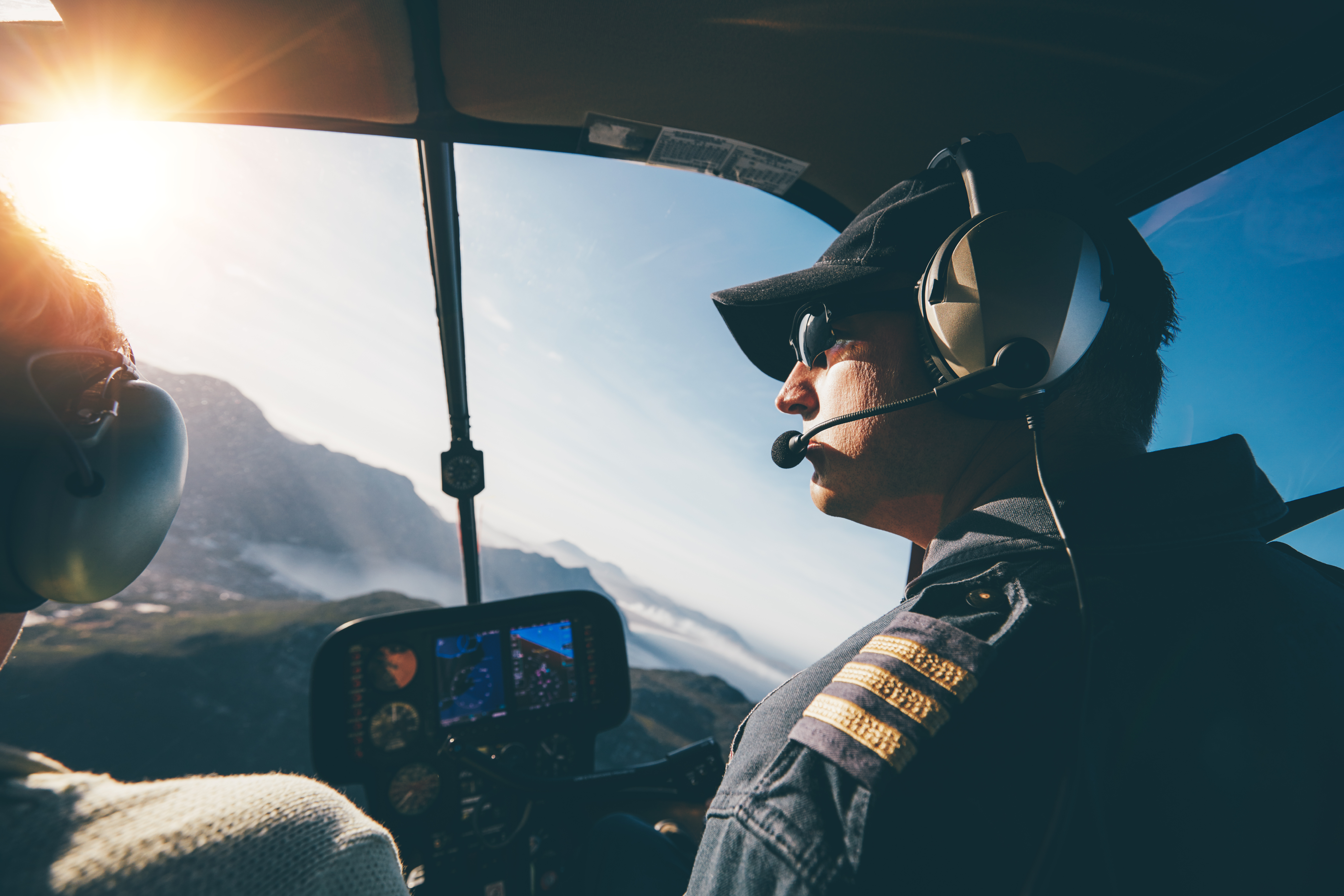 Annual Income of a Medevac Helicopter Pilot | Career Trend
