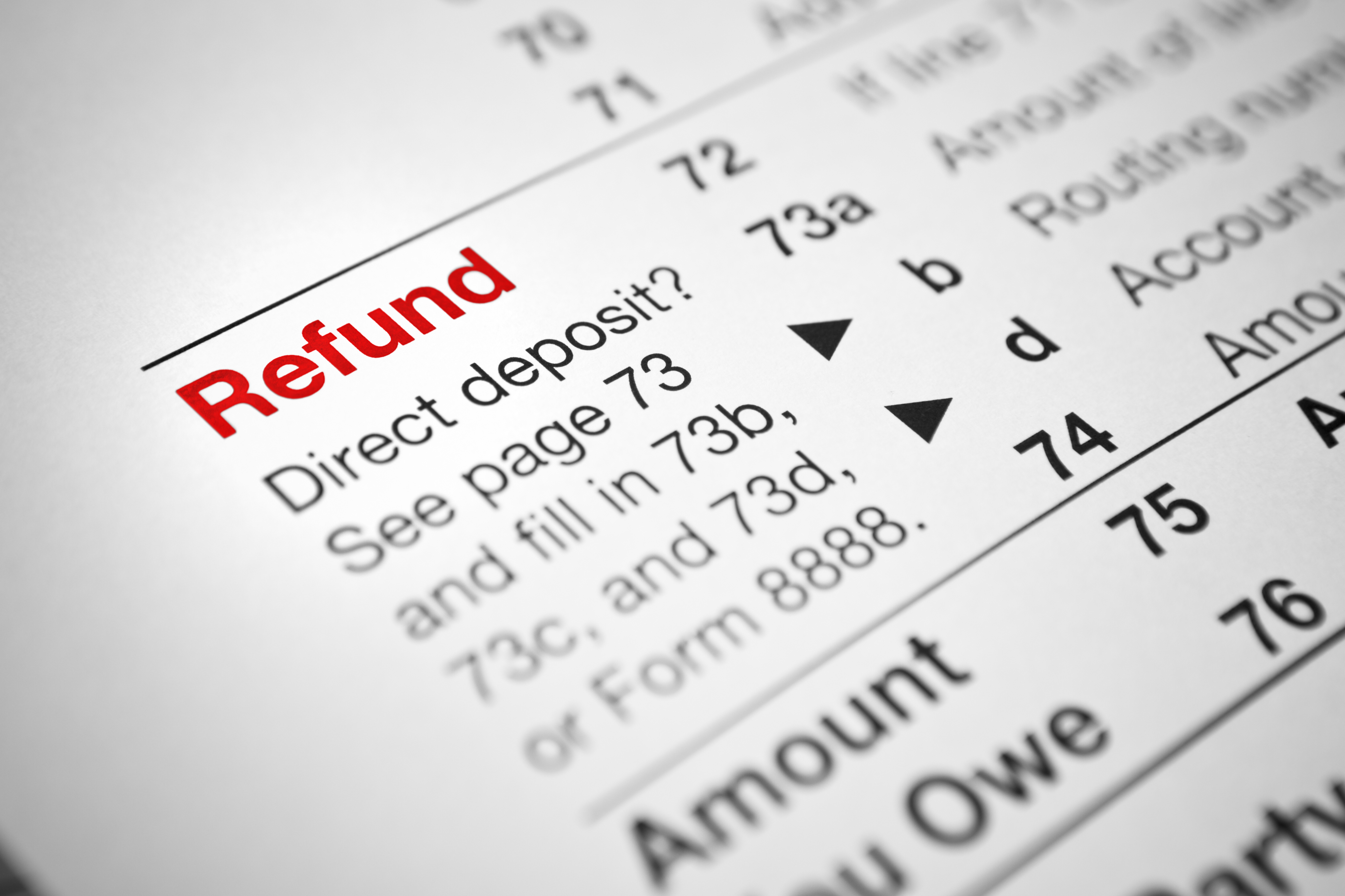 Can the State Take a Federal Refund Due to Owed Taxes From Last Year ...