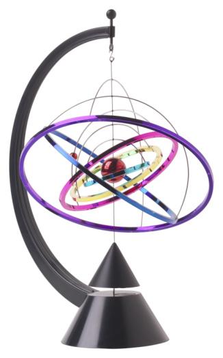 Neon Atom Model Project