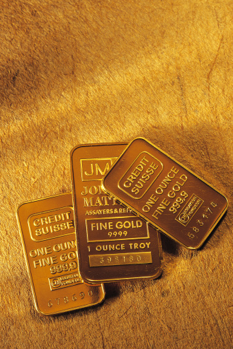 How to Convert Grams to Ounces for Gold & Silver
