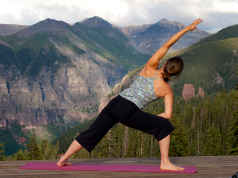 Yoga Poses for Ovarian Cysts