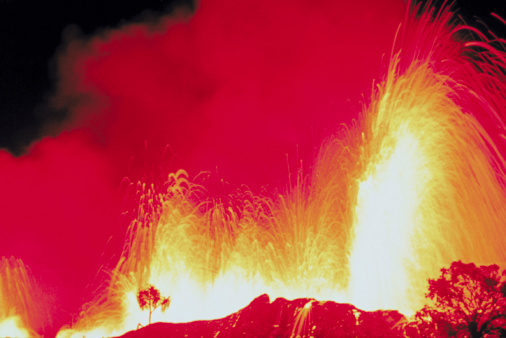 What Is the Importance of Volcanoes to Life on Earth