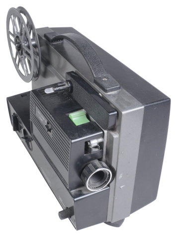 How to Thread an 8mm Projector | Our Pastimes
