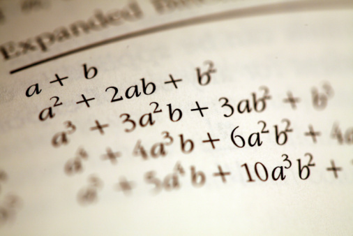 Types of Algebra Equations