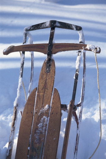 How Much Are Wooden Sleds Worth Our Pastimes