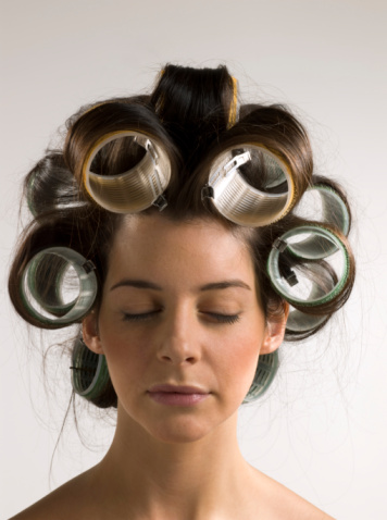 How to Get Gorgeous Waves With Foam Curlers