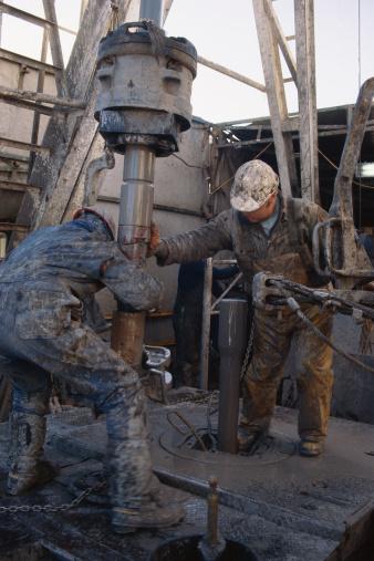 The Average Salary of Oil Rig Welders | Bizfluent