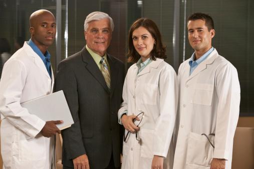 How Much Does a Radiologist Intern Make? | Bizfluent