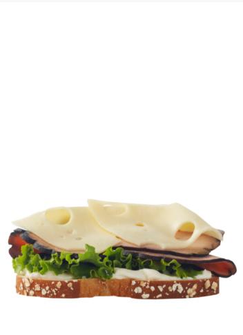 Calorias De Un Sandwich De Pan Integral De Jamon Y Queso Muy Fitness