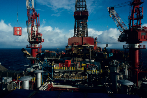 Types of Oil Drilling Rigs