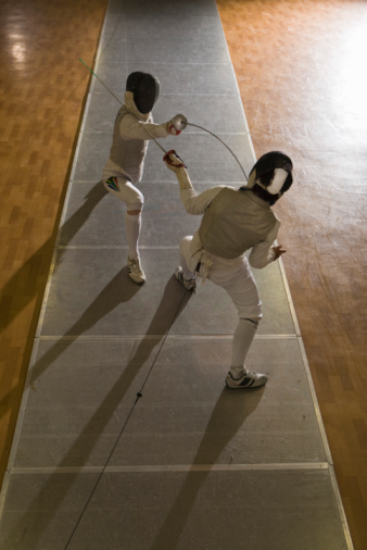 The Top Ten Fencing Moves