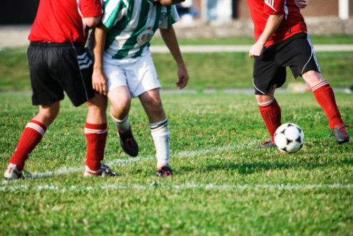 Youth Soccer Conditioning Drills