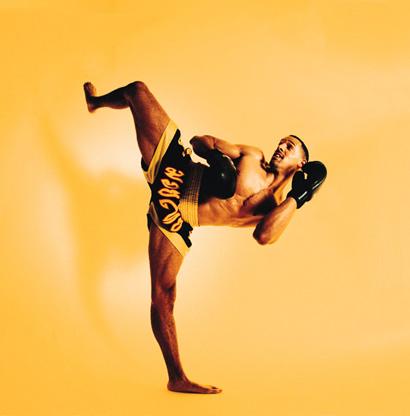 Can Muay Thai Strengthen Shin Bones