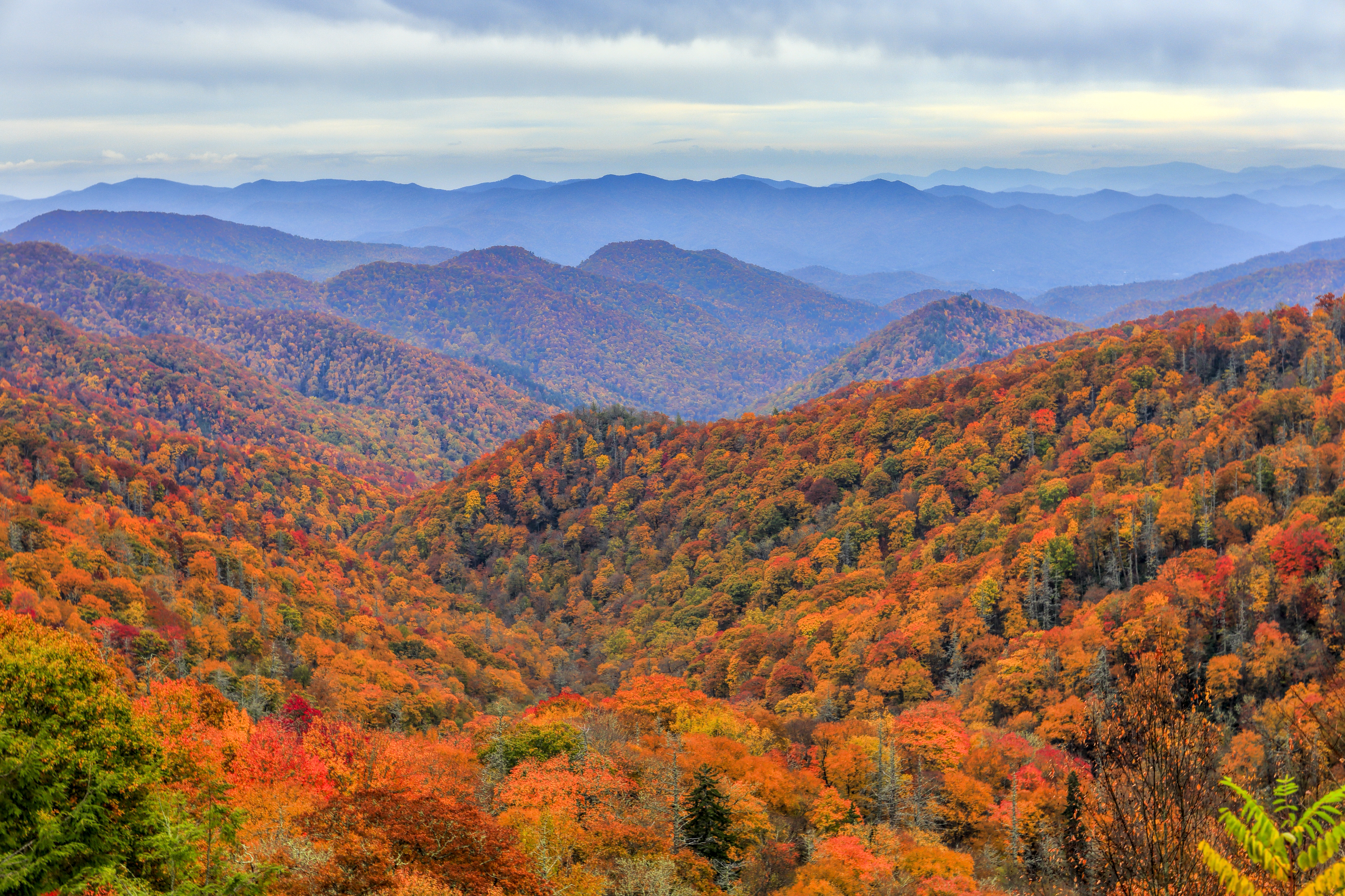 Great Smoky Mountains National Park Rustic Cabins Usa Today