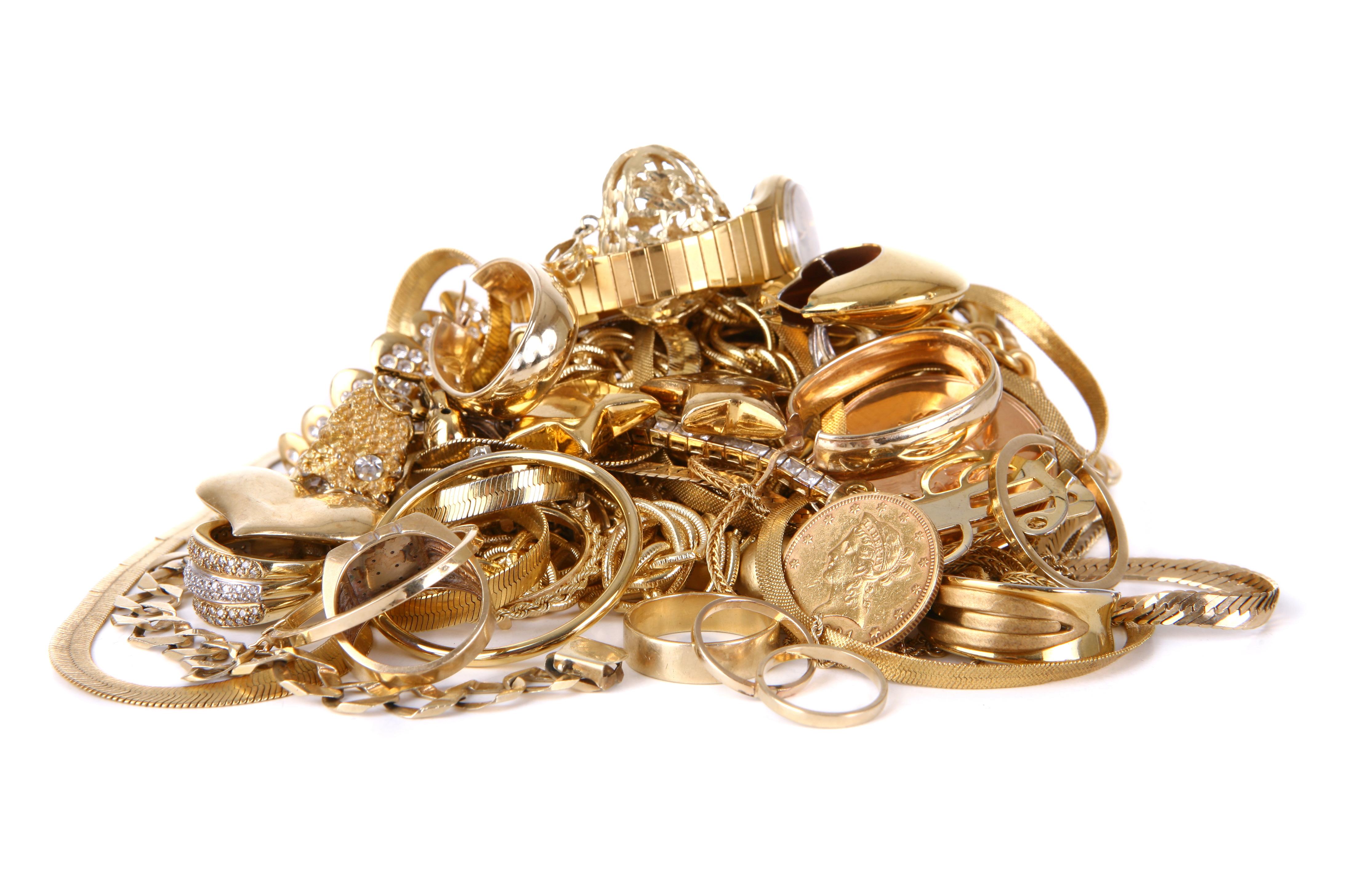 e124dc77d6192 Items That Contain Scrap Gold | Pocketsense