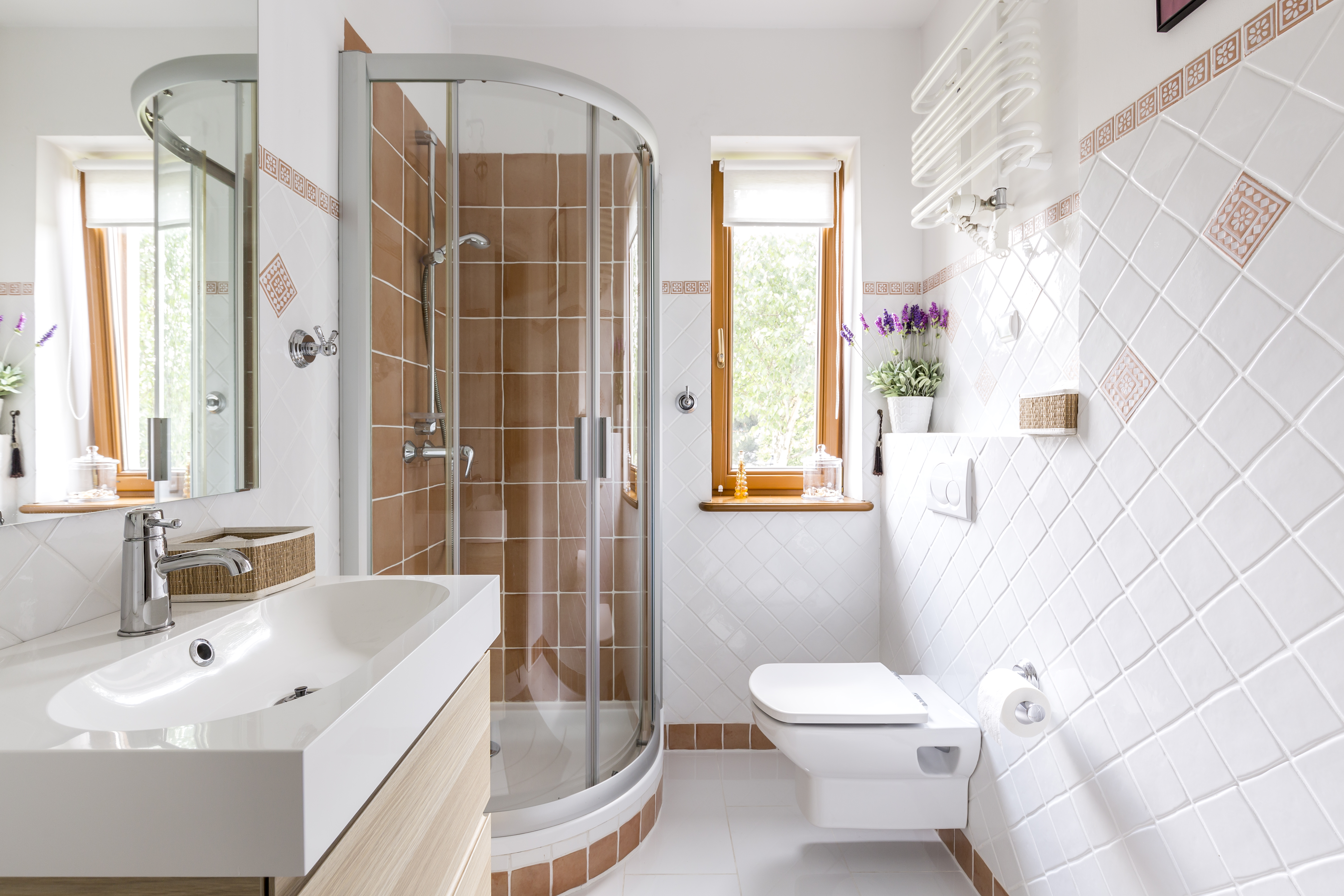 Cleaning A White Fiberglass Shower Home Guides Sf Gate