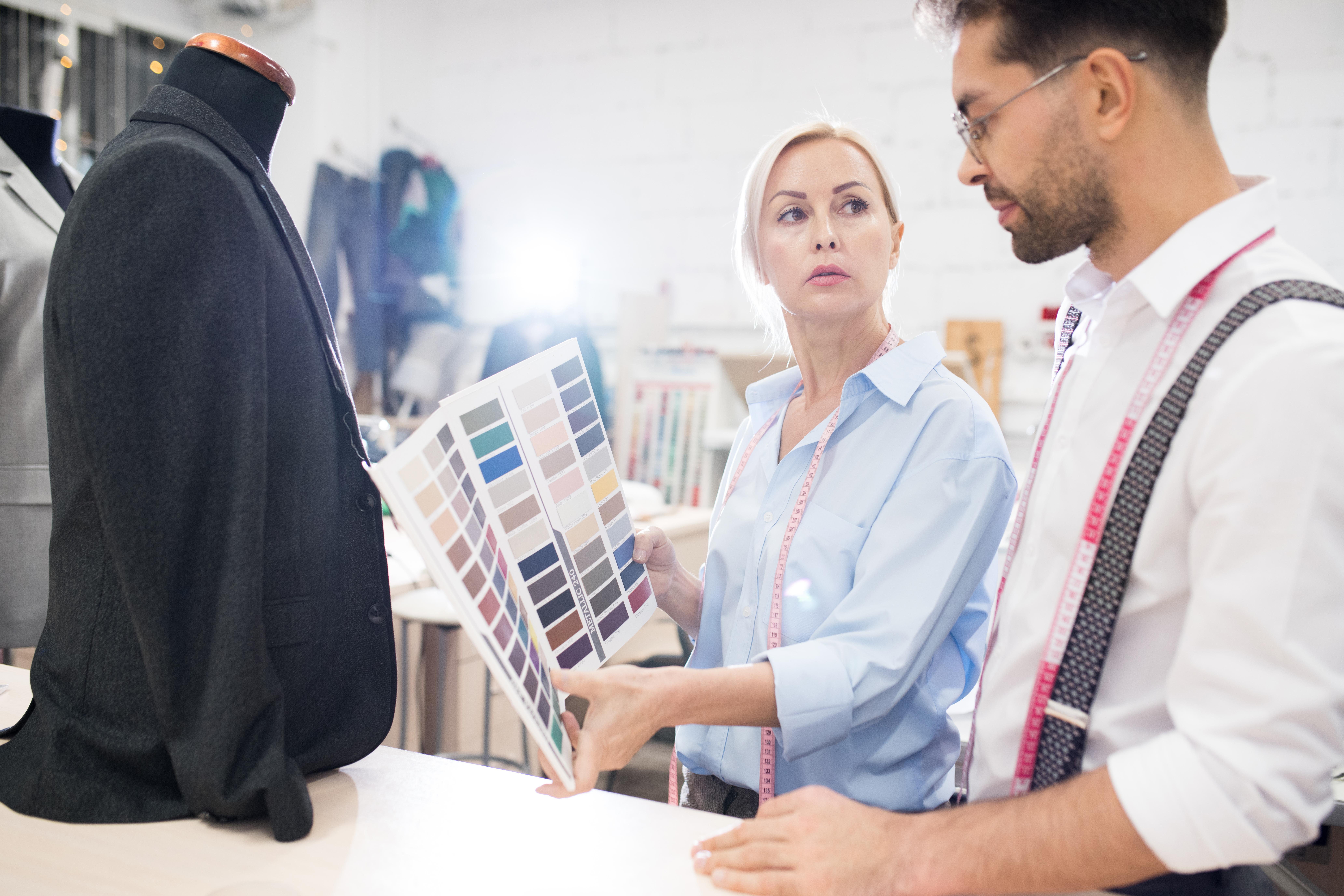Fringe Benefits Of Fashion Designing