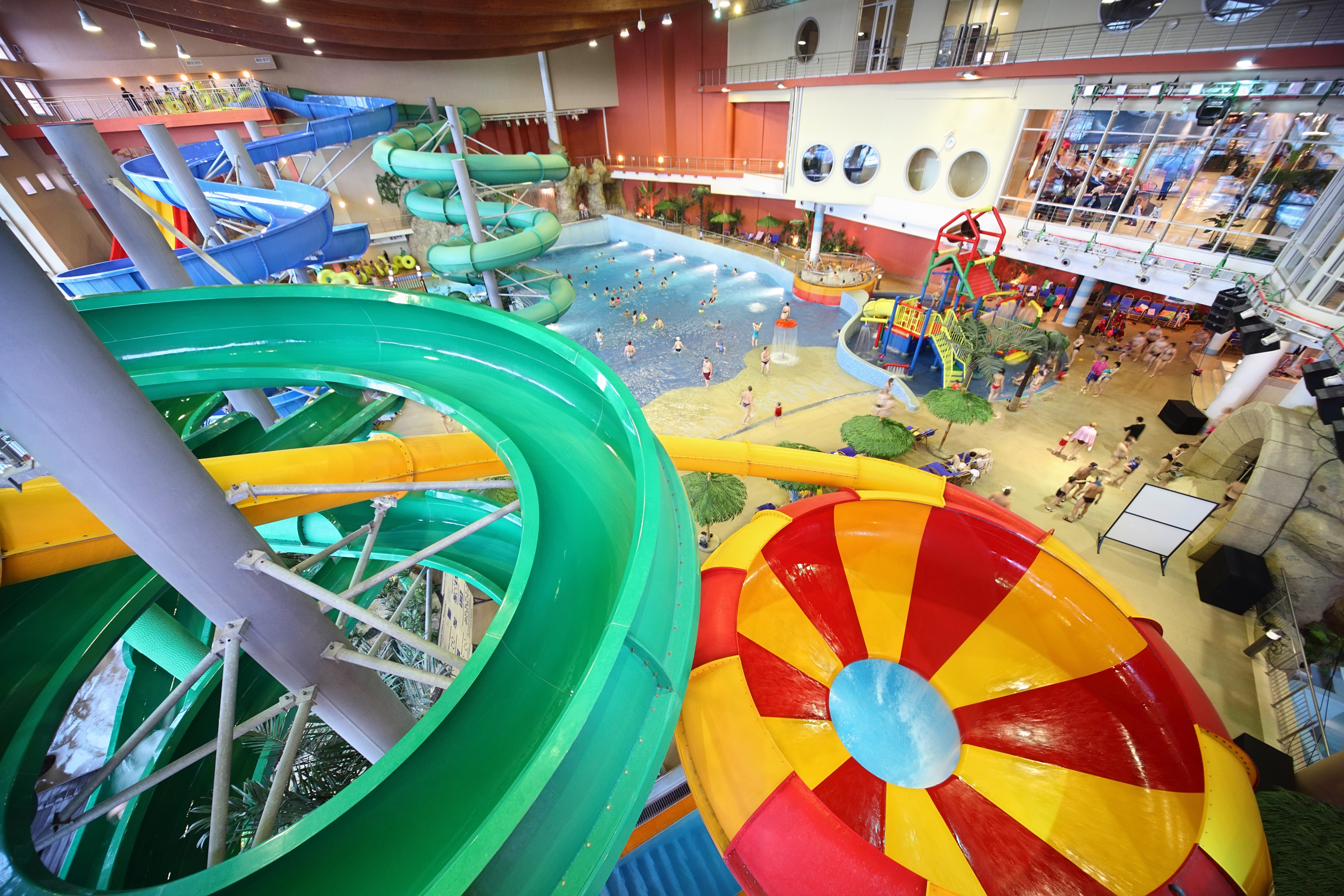 Indoor Water Parks In Tennessee Usa Today