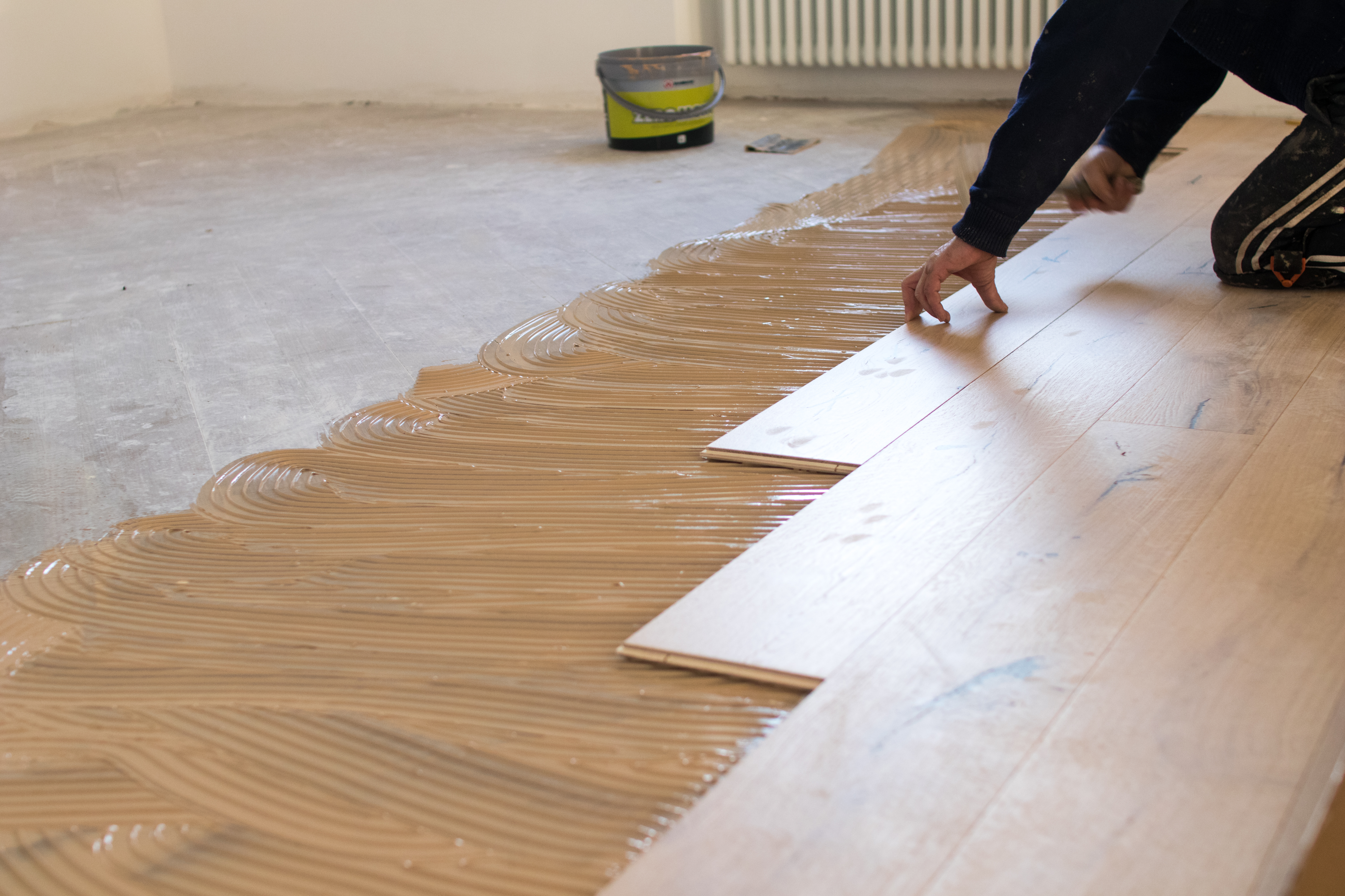 How To Level A Subfloor For A Hardwood Floor Install Home Guides