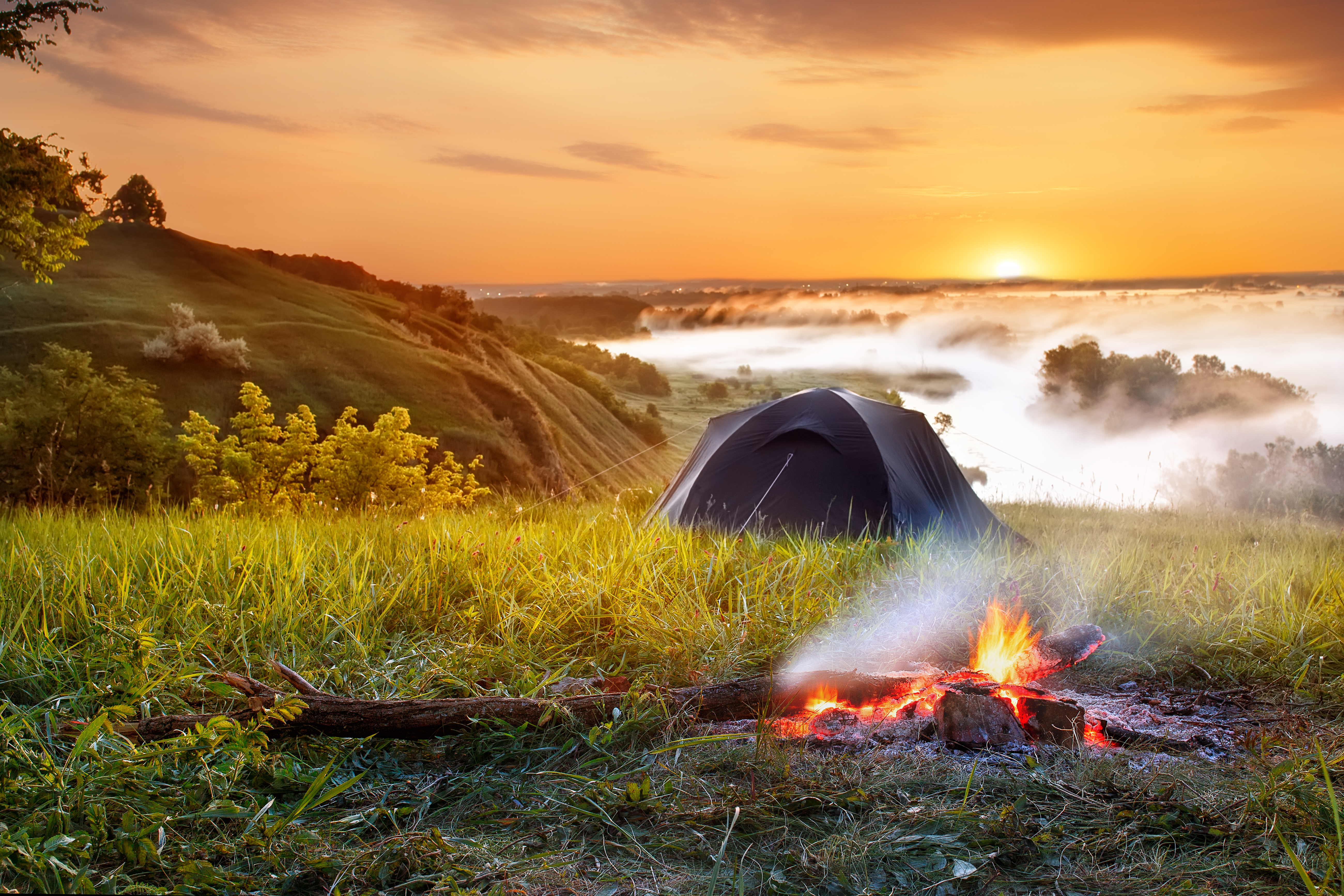 Camping Sites Along the Ohio River Byway | USA Today