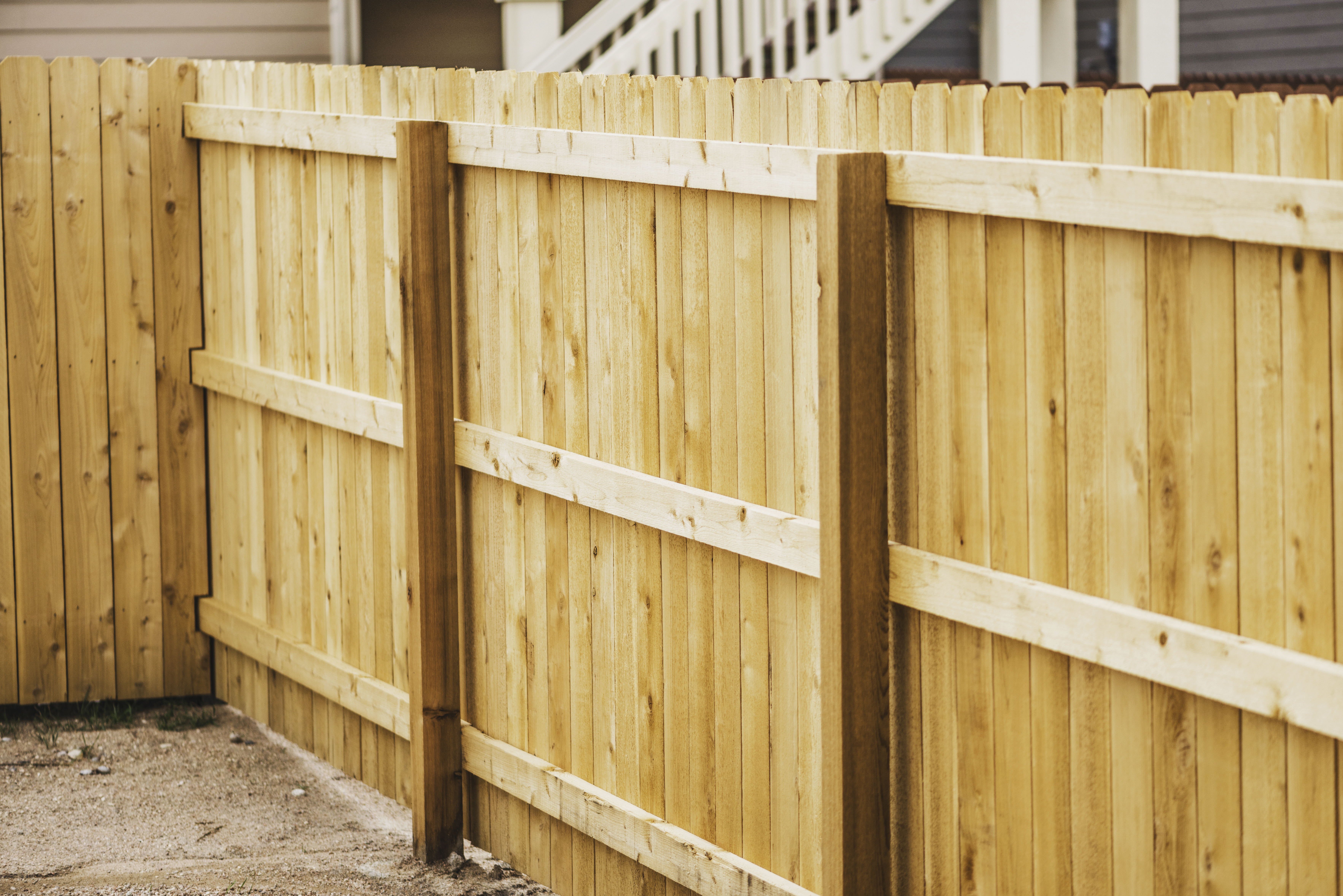How To Protect Wooden Fence Posts From Rotting Home Guides Sf Gate