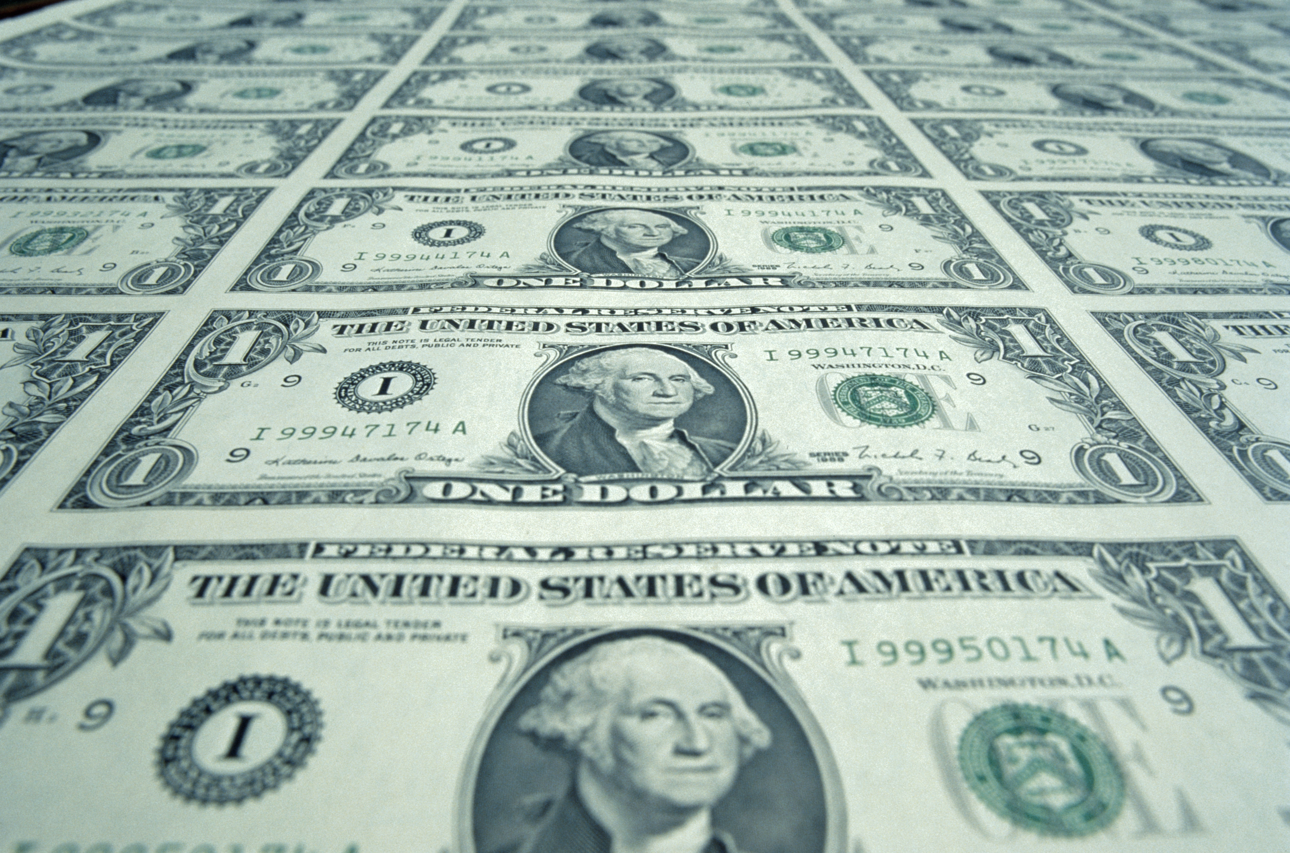 What Does The Series Mean On A Dollar Bill Budgeting Money