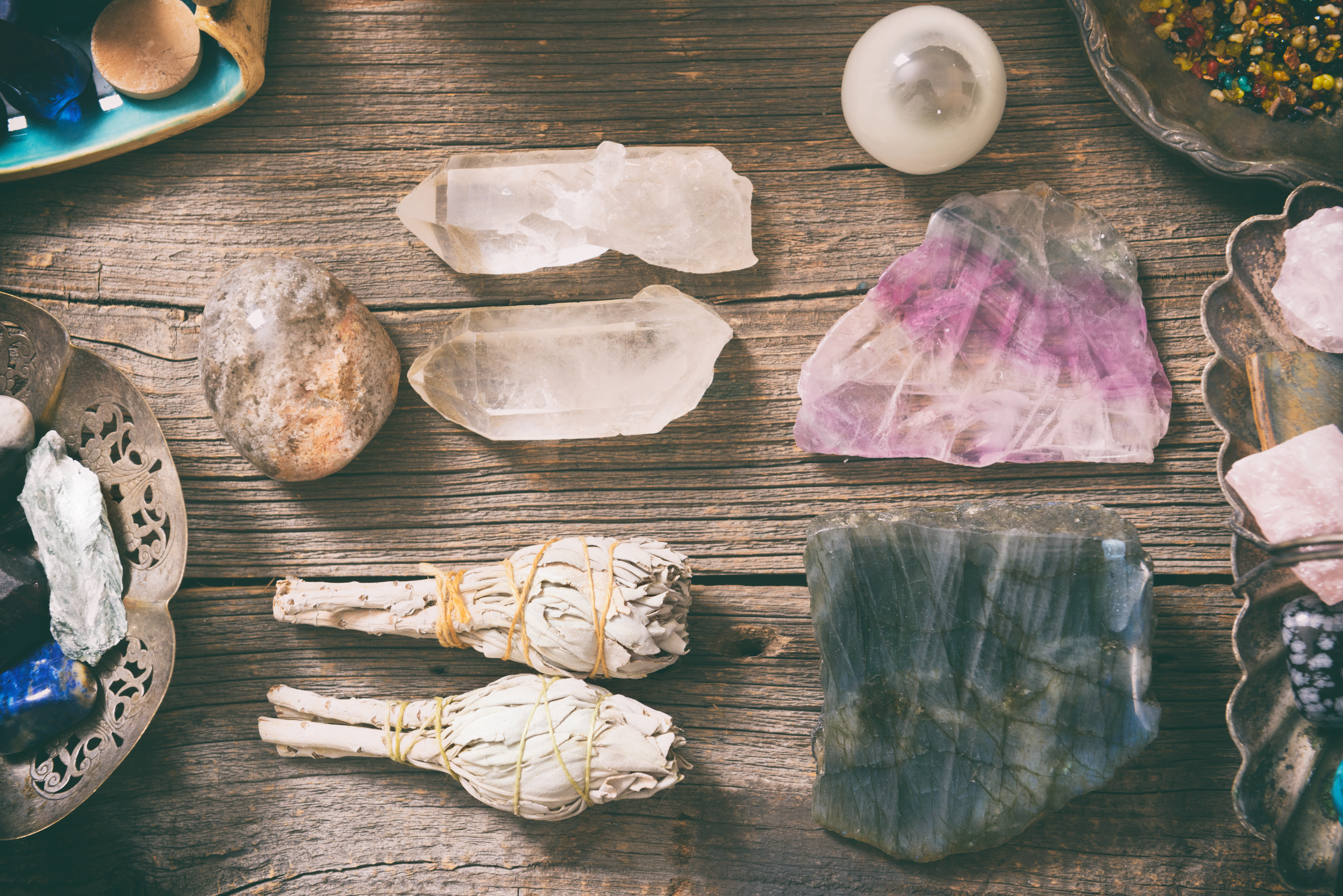 Crystals & Stones That Are Good for the Skin   LEAFtv