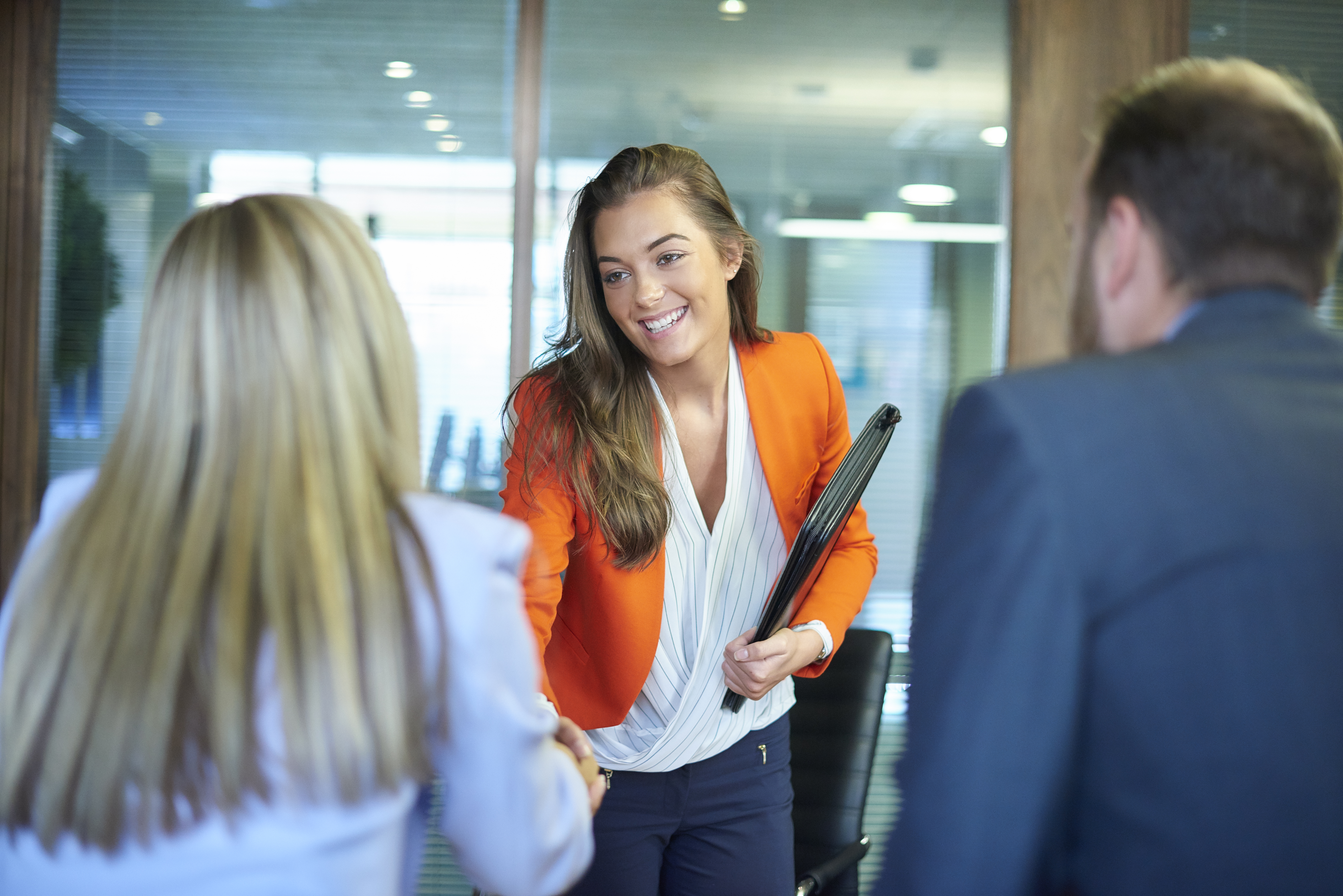 How to Formally Accept a Second Job Interview | Chron com