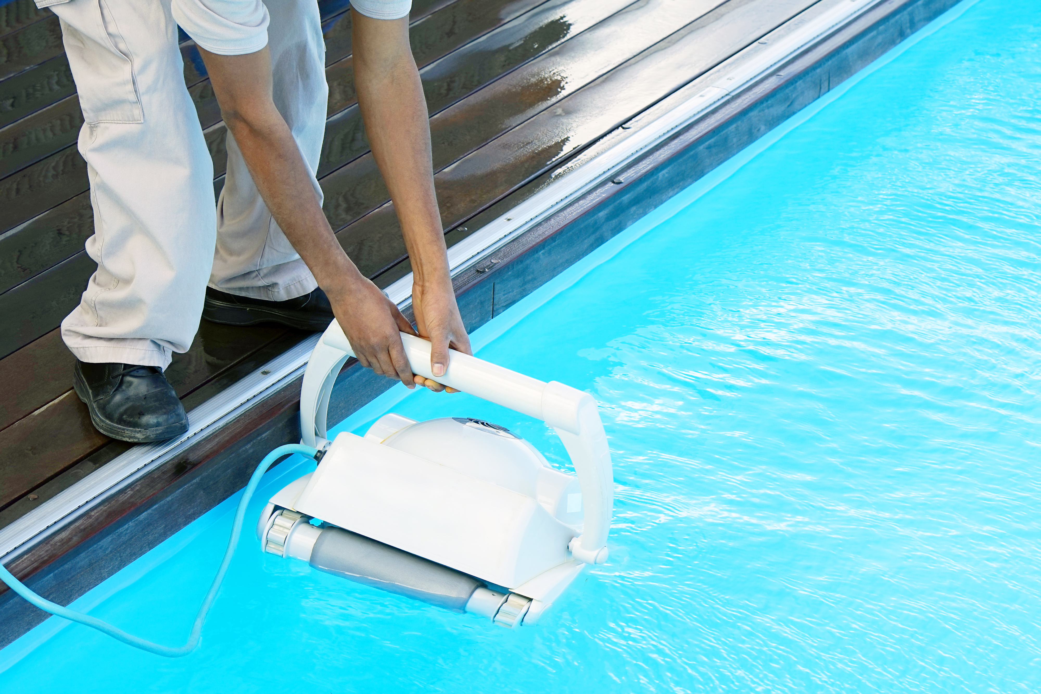 How to Unclog a Pool Skimmer | Home Guides | SF Gate
