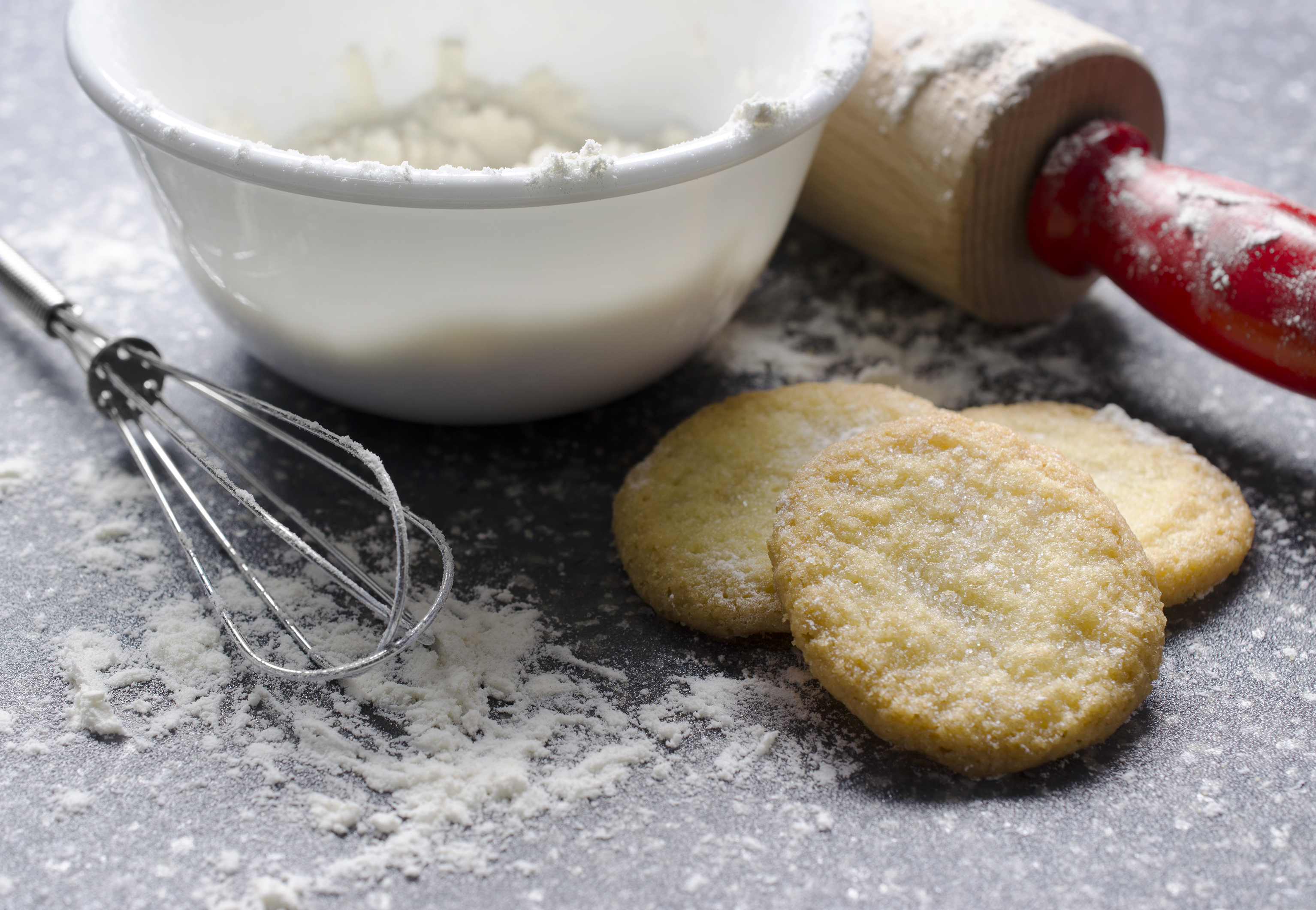 2850972a4 How Should I Store Sugar Cookies After Baking? | LEAFtv