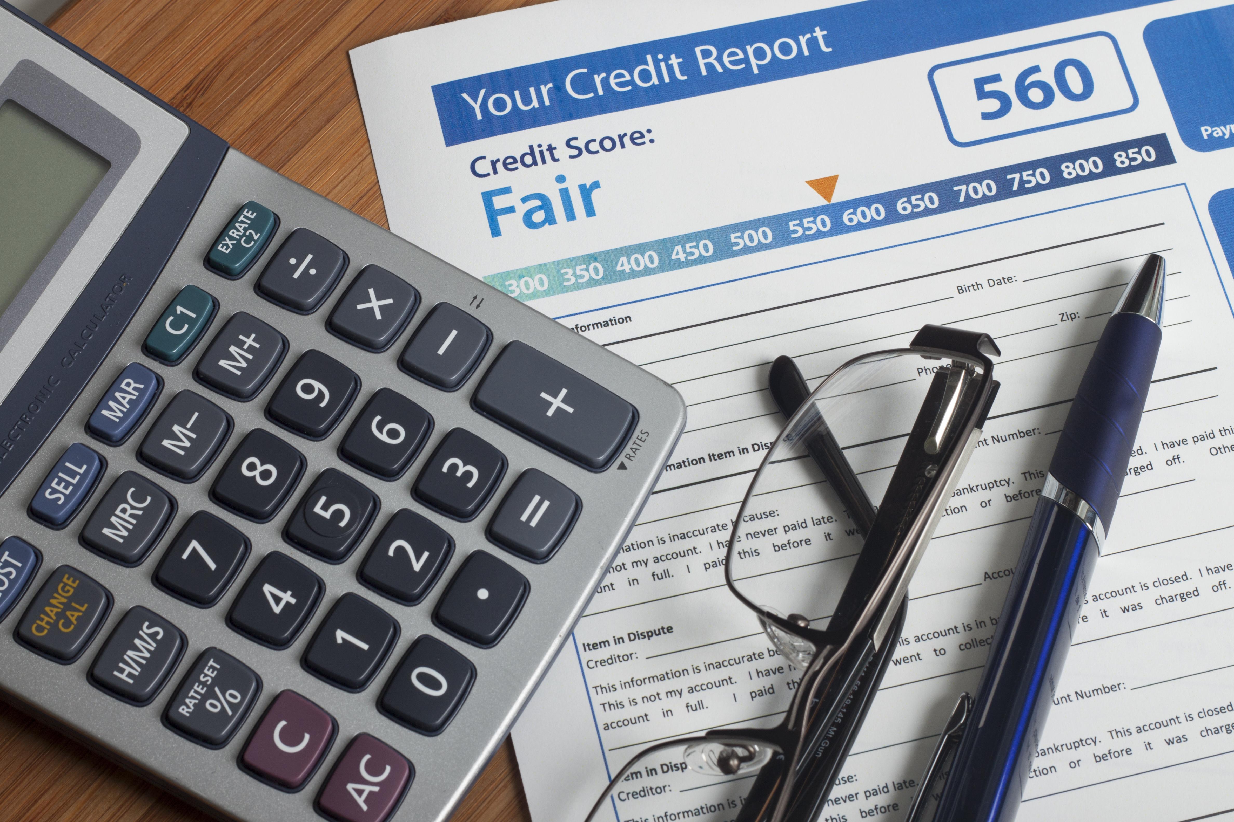 fha minimum credit score required | home guides | sf gate