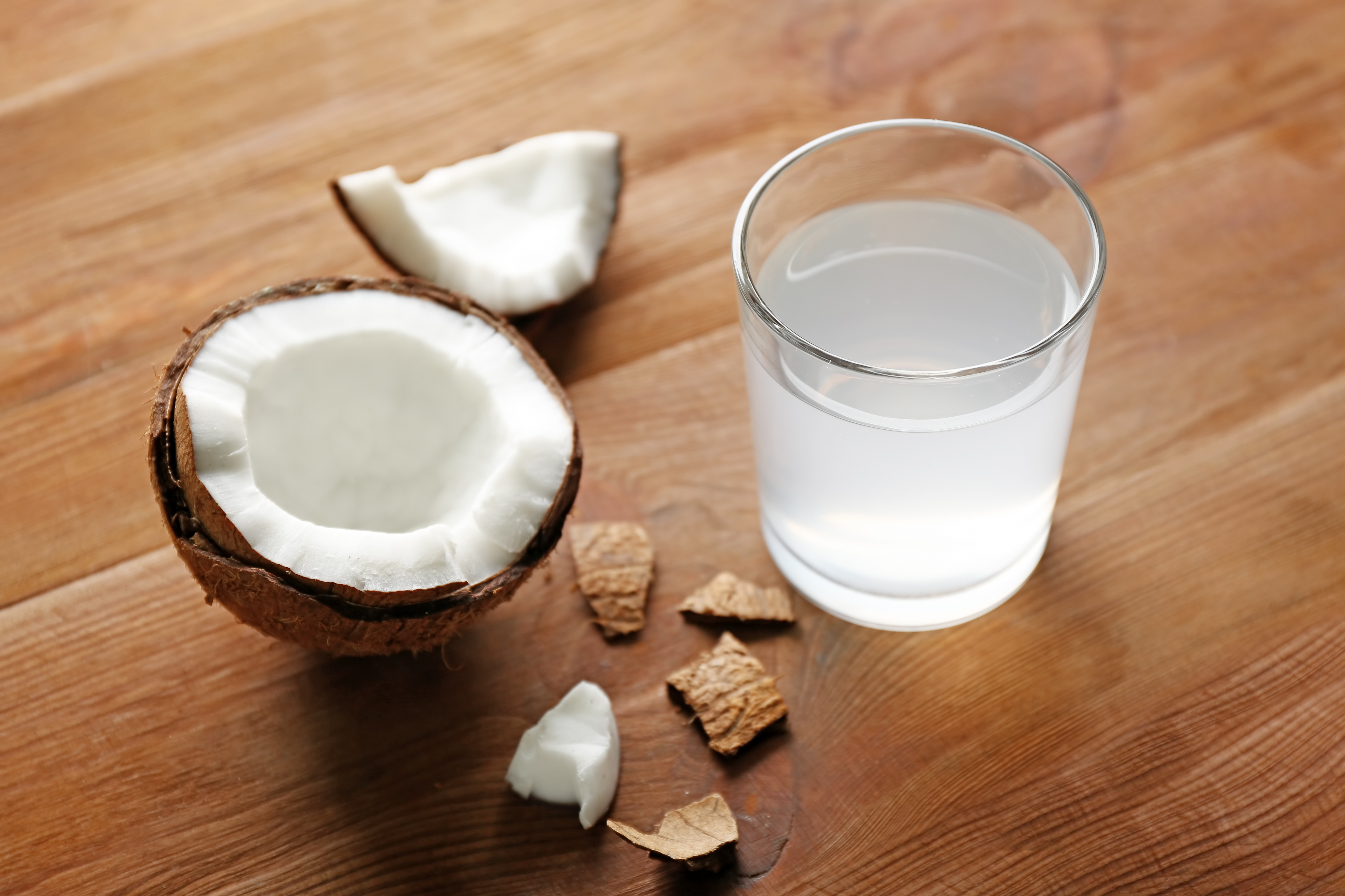 electrolyte minerals in coconut water | healthy eating | sf gate