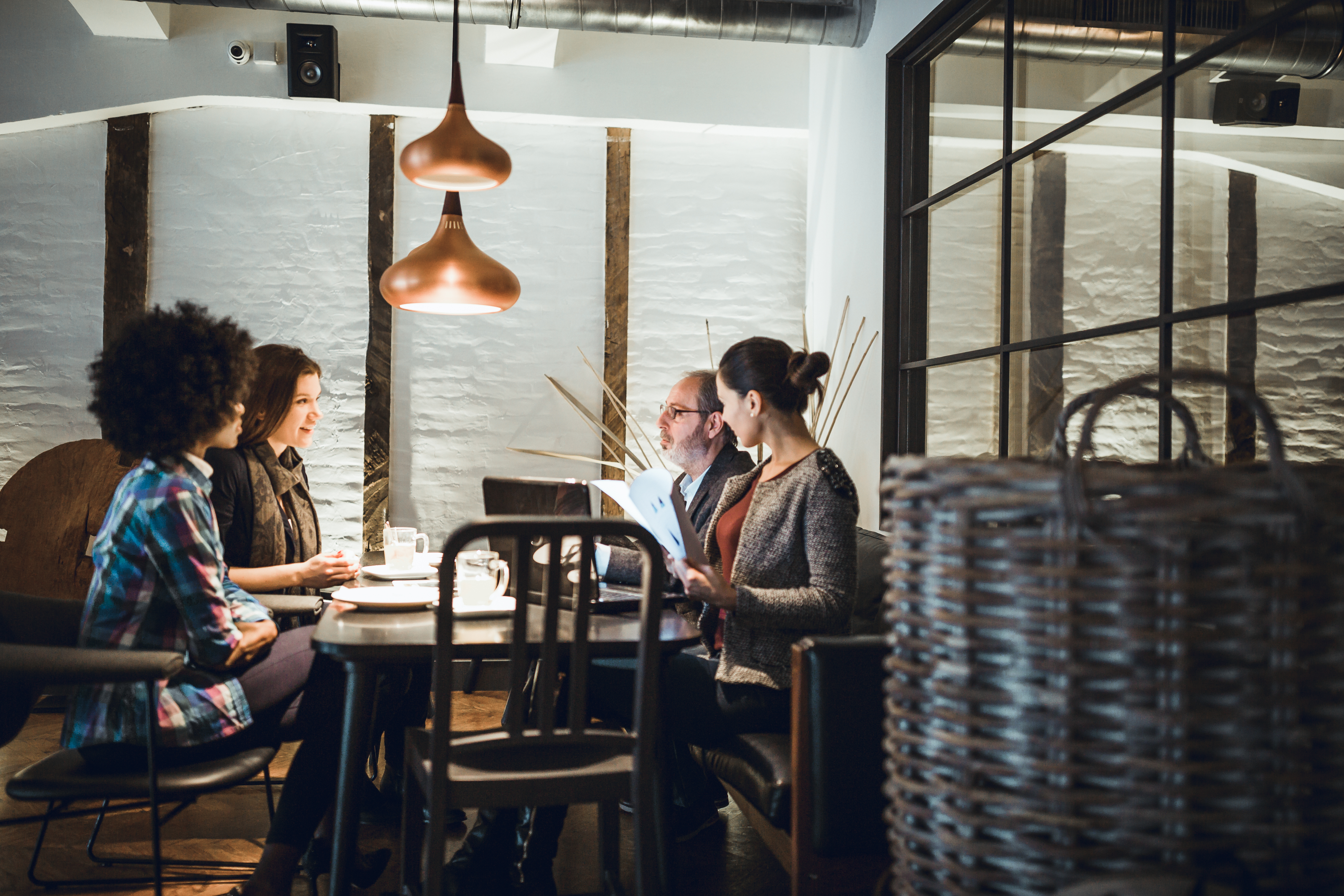 How To Thank Someone For A Business Lunch Chron Com