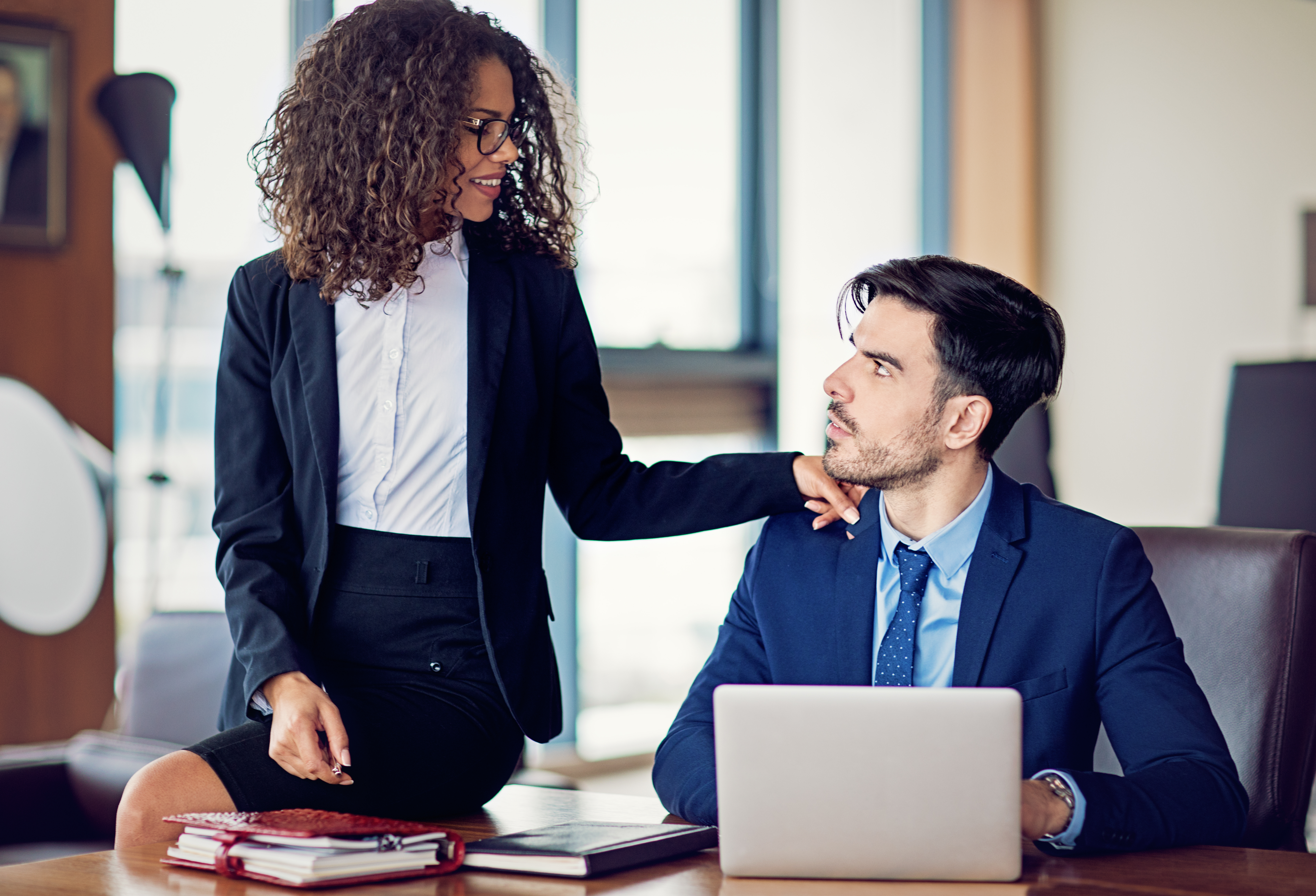 How to Know If Your Boss Has a Crush on You | Career Trend