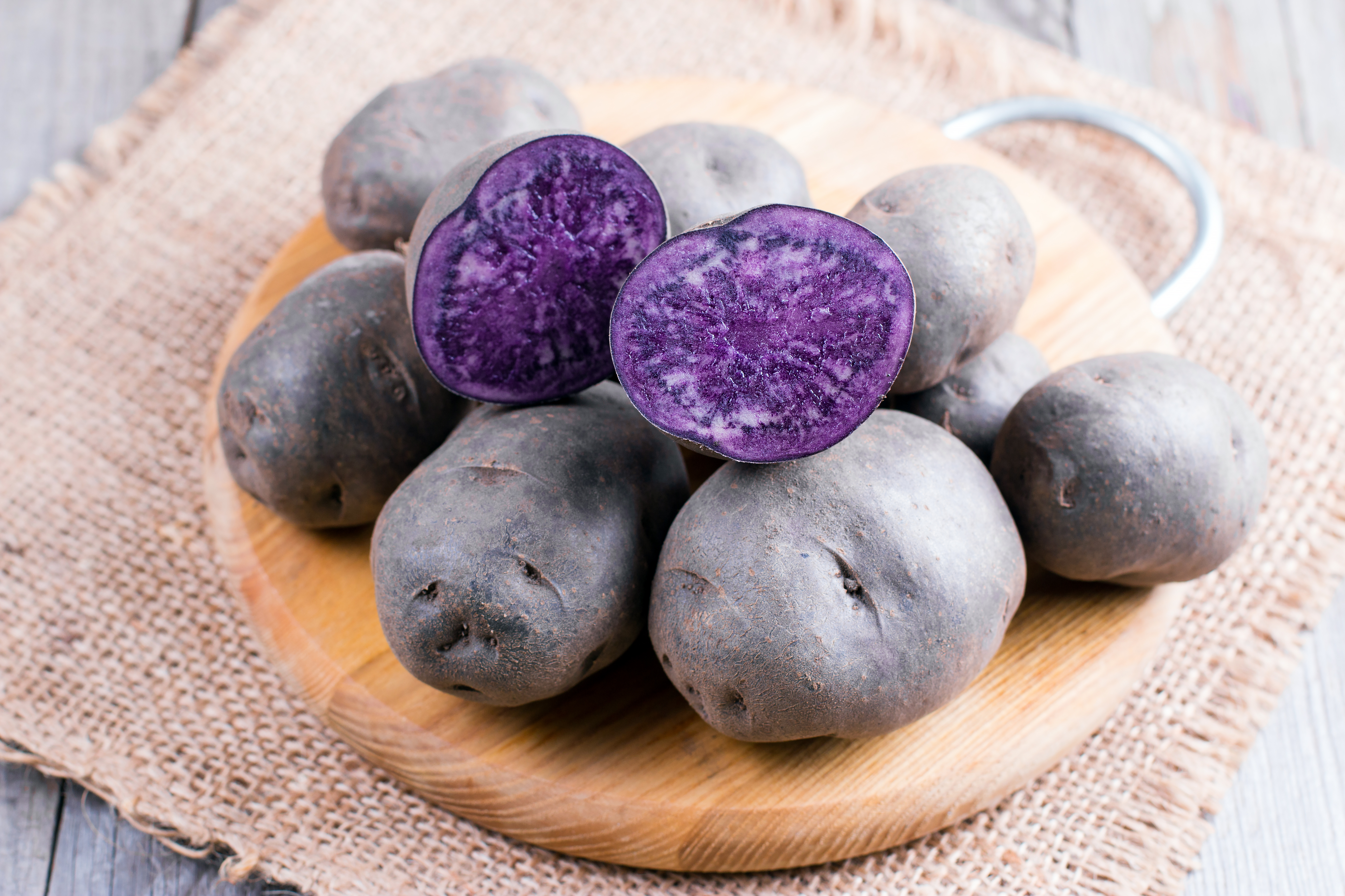 Purple Potatoes Nutrition Facts | Healthy Eating | SF Gate
