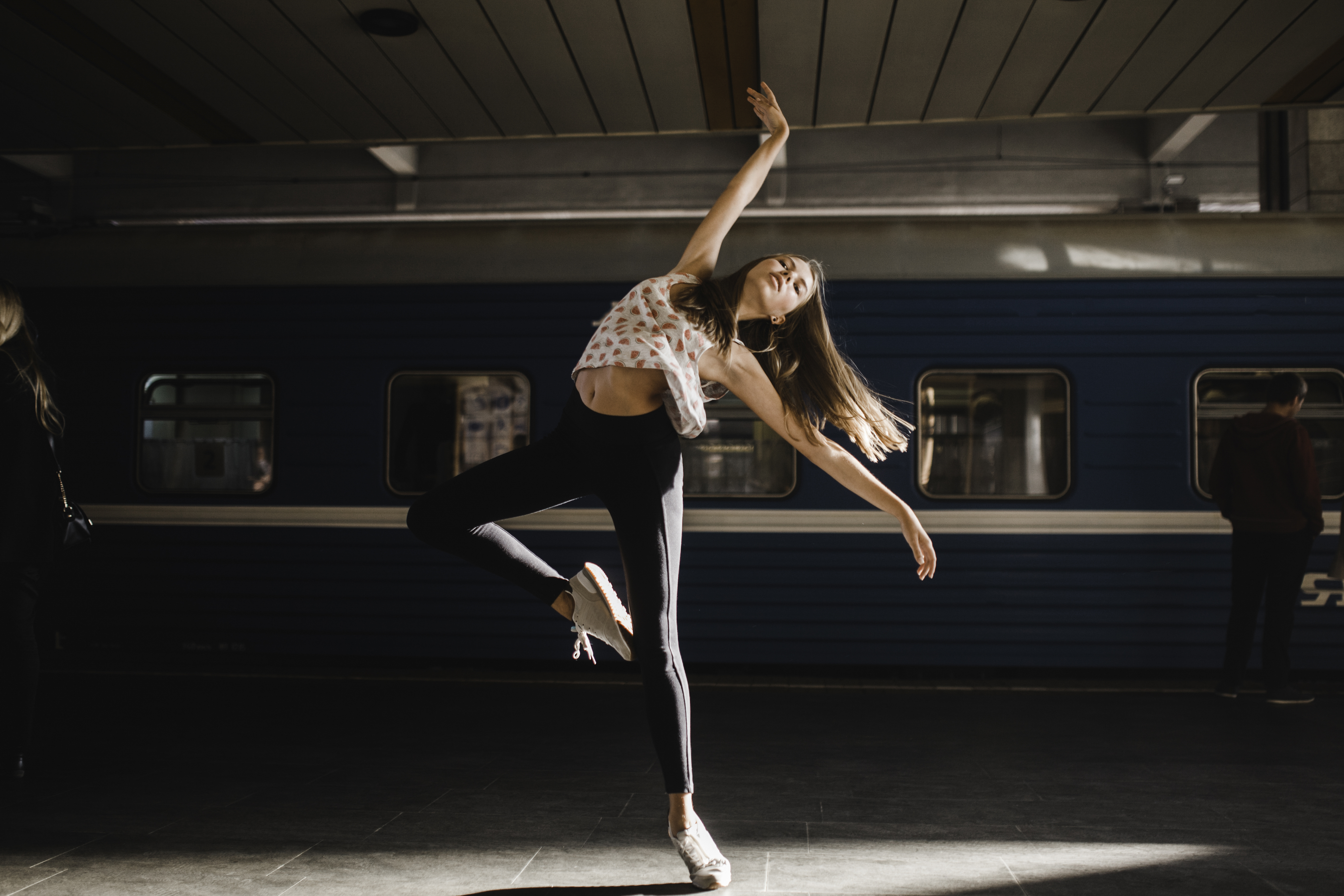 How To Be A Graceful Dancer