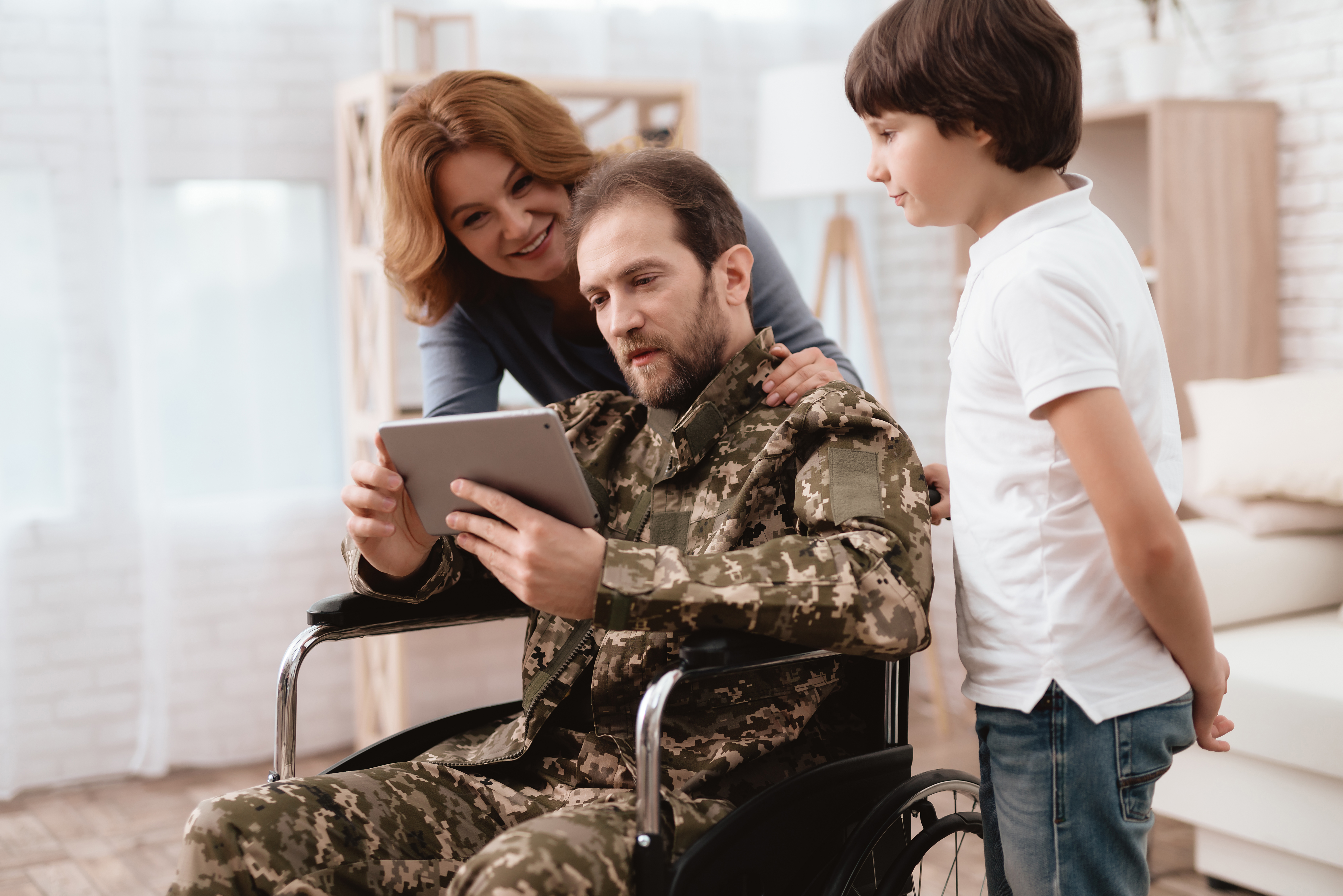 What States Are Tax-Free for Disabled Veterans? | Finance