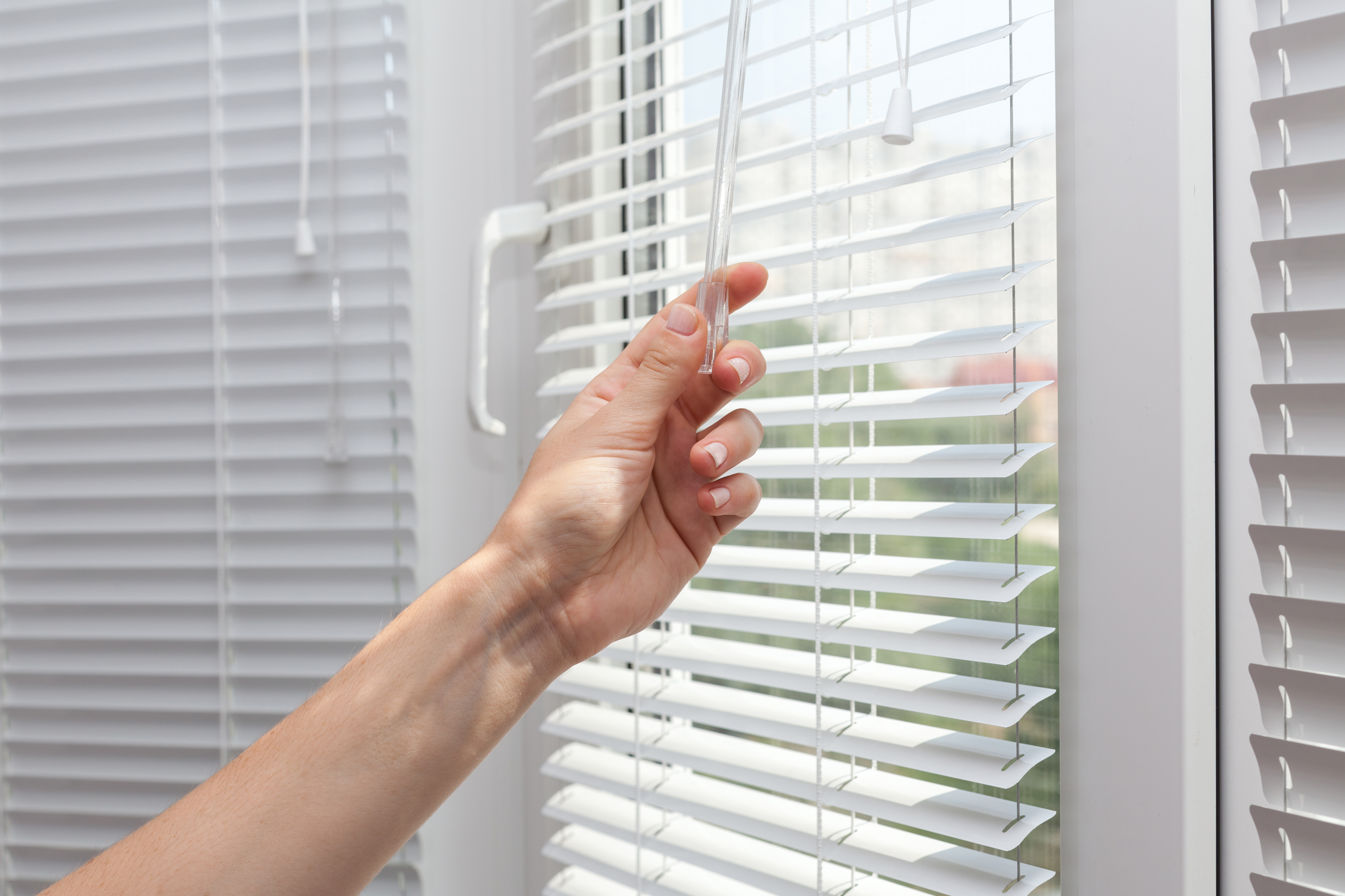 How To Lower Blinds Hunker