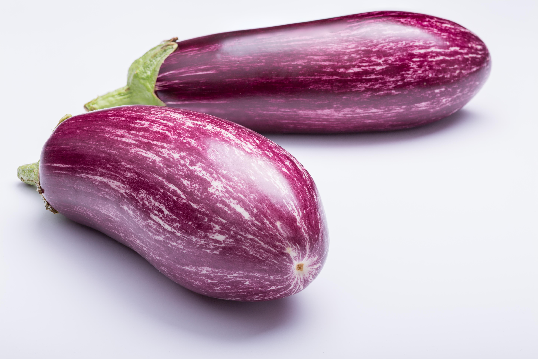 How to cook graffiti eggplant