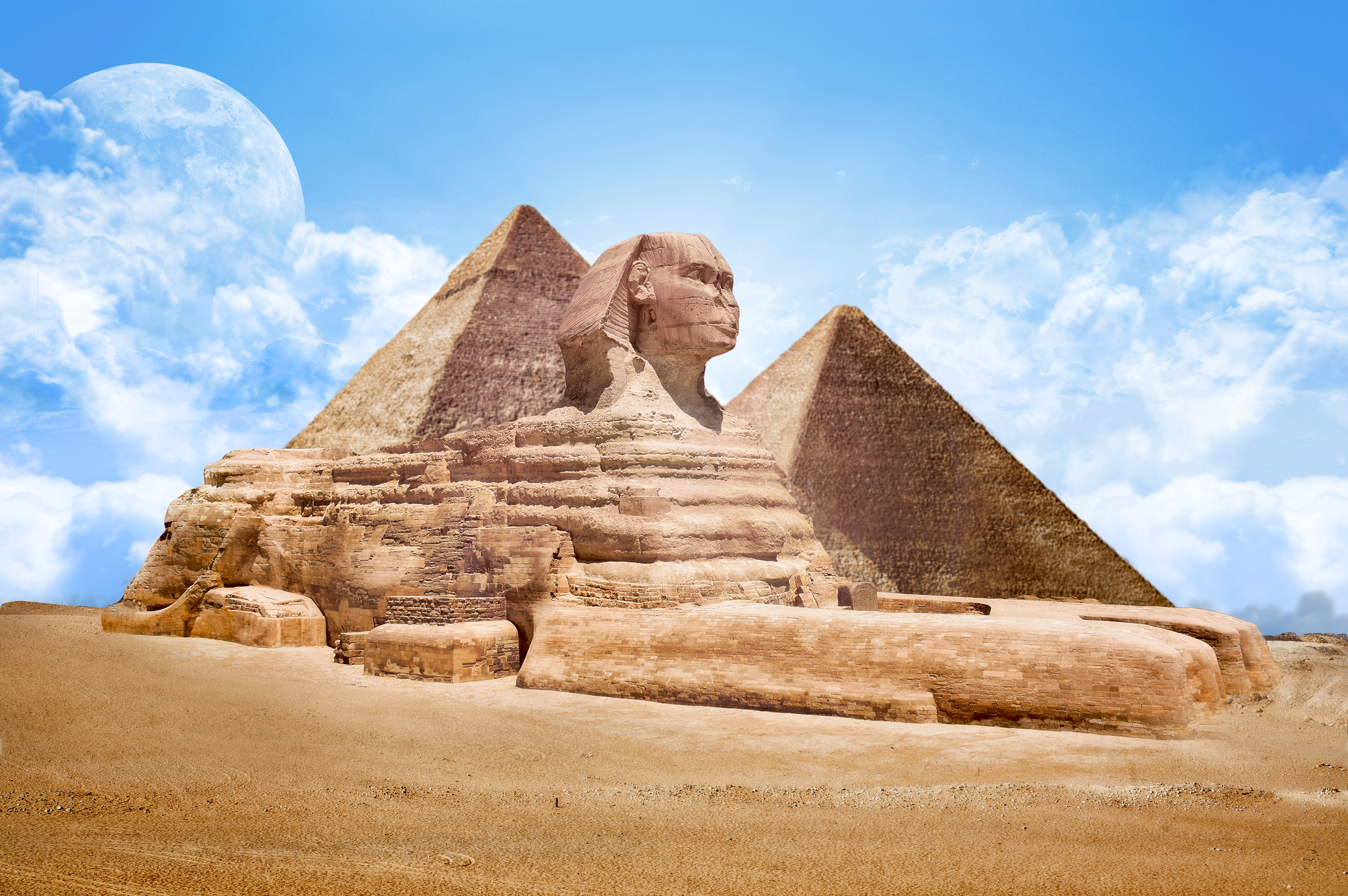What you might not know about the Sphinx