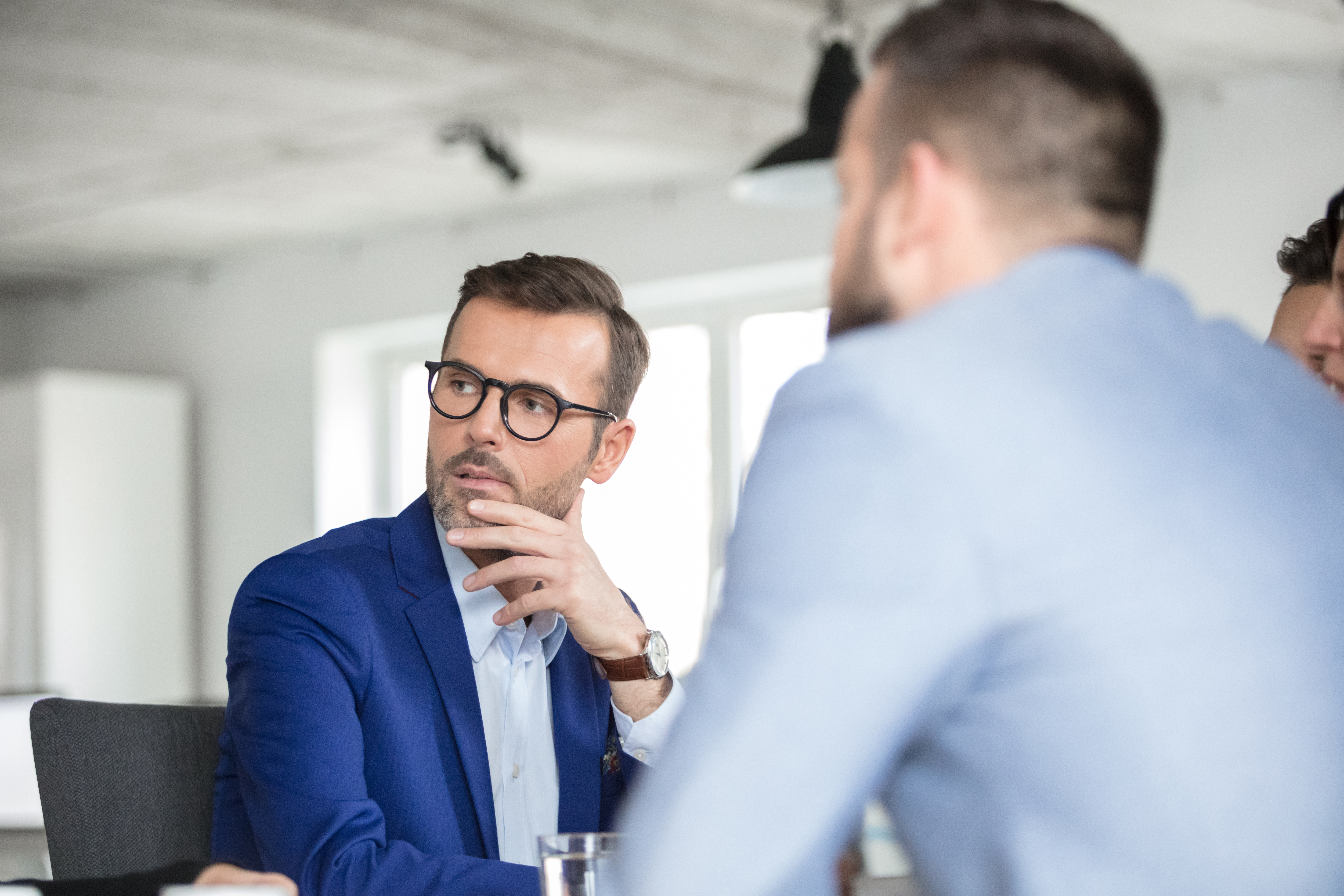 Requesting Meeting To Review Your >> How To Request A Meeting With The Boss Chron Com