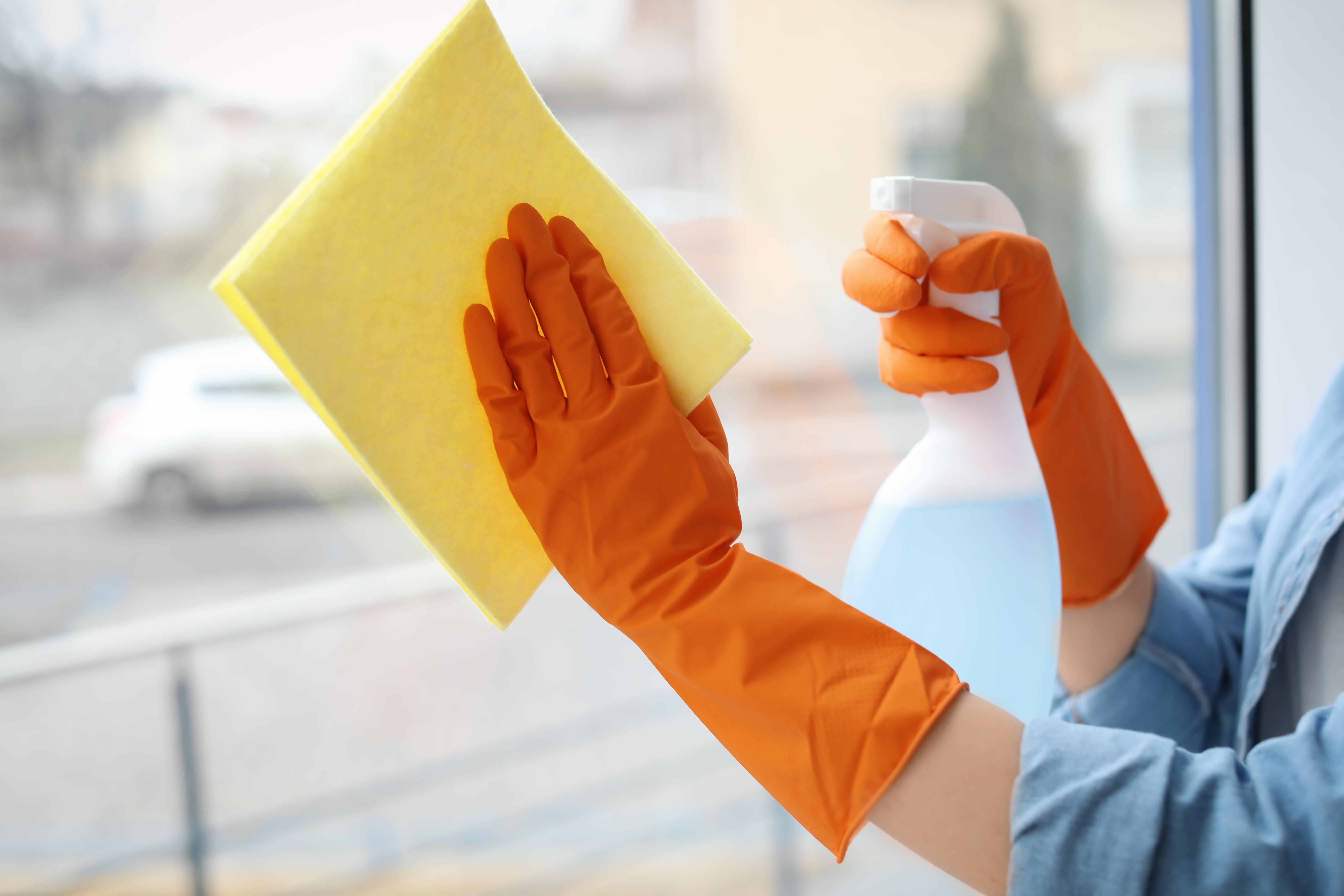 How to Get Sticky Tape Off of Windows | Home Guides | SF Gate