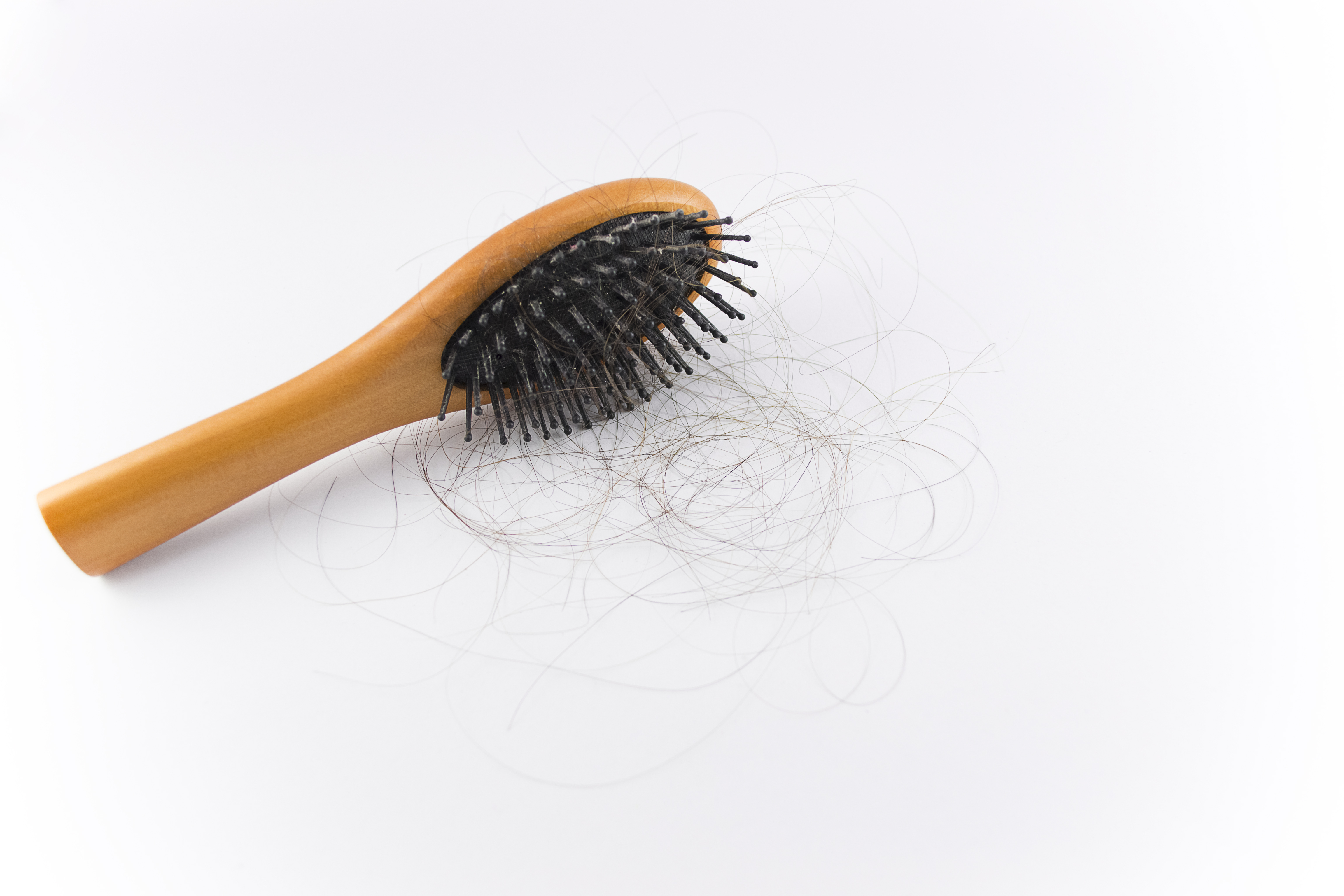 How to Remove a Hair Brush That's Tangled in Hair | LEAFtv