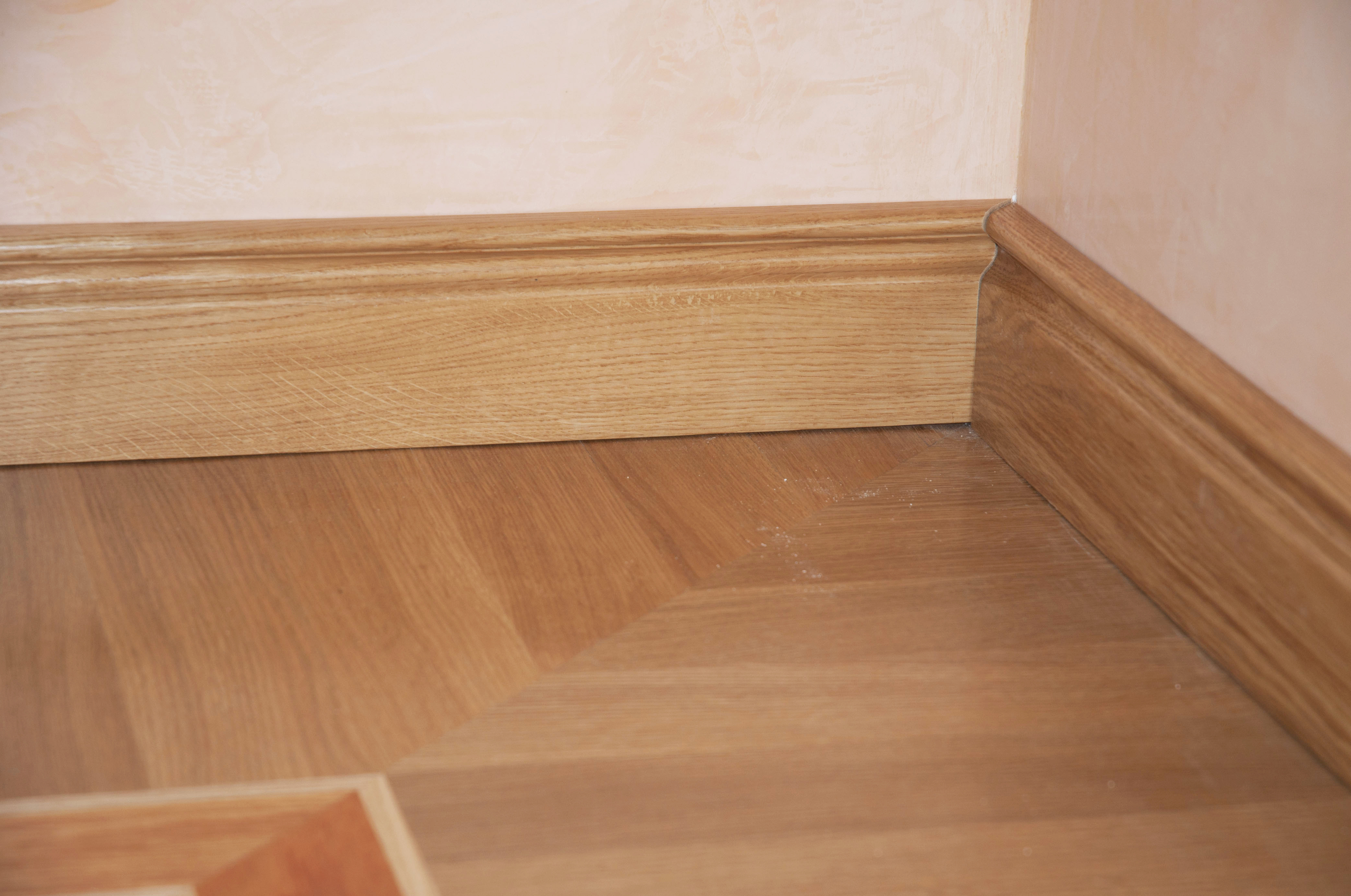best way to replace baseboard molding